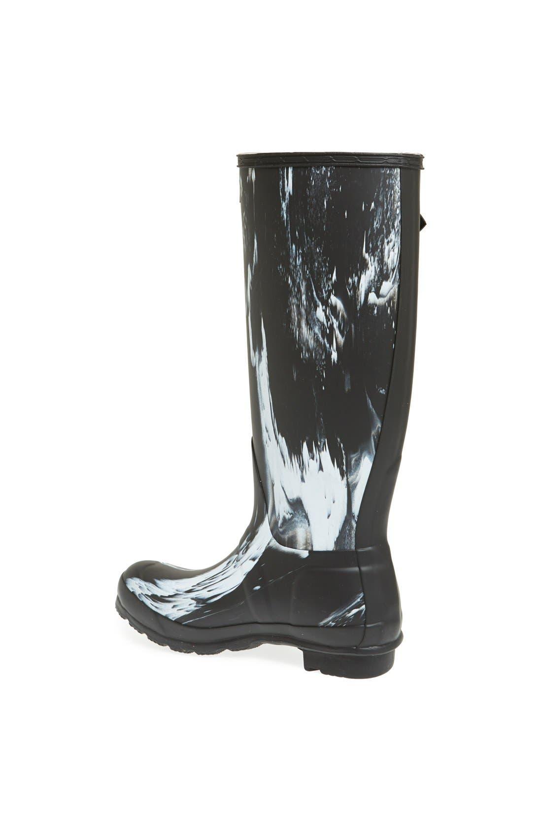 'Original - Nightfall' Rain Boot,                             Alternate thumbnail 4, color,                             010