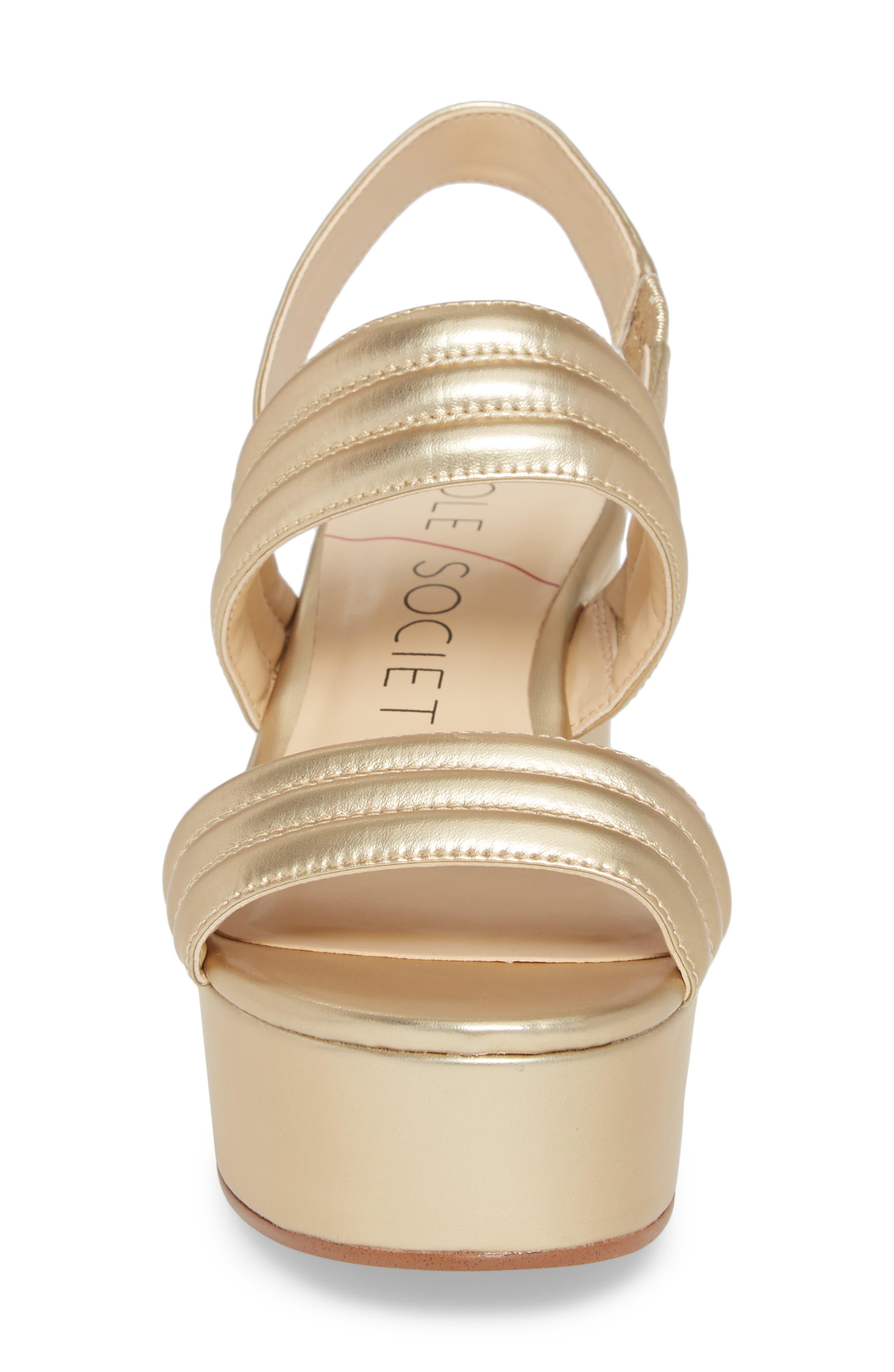 Amberly Platform Sandal,                             Alternate thumbnail 14, color,