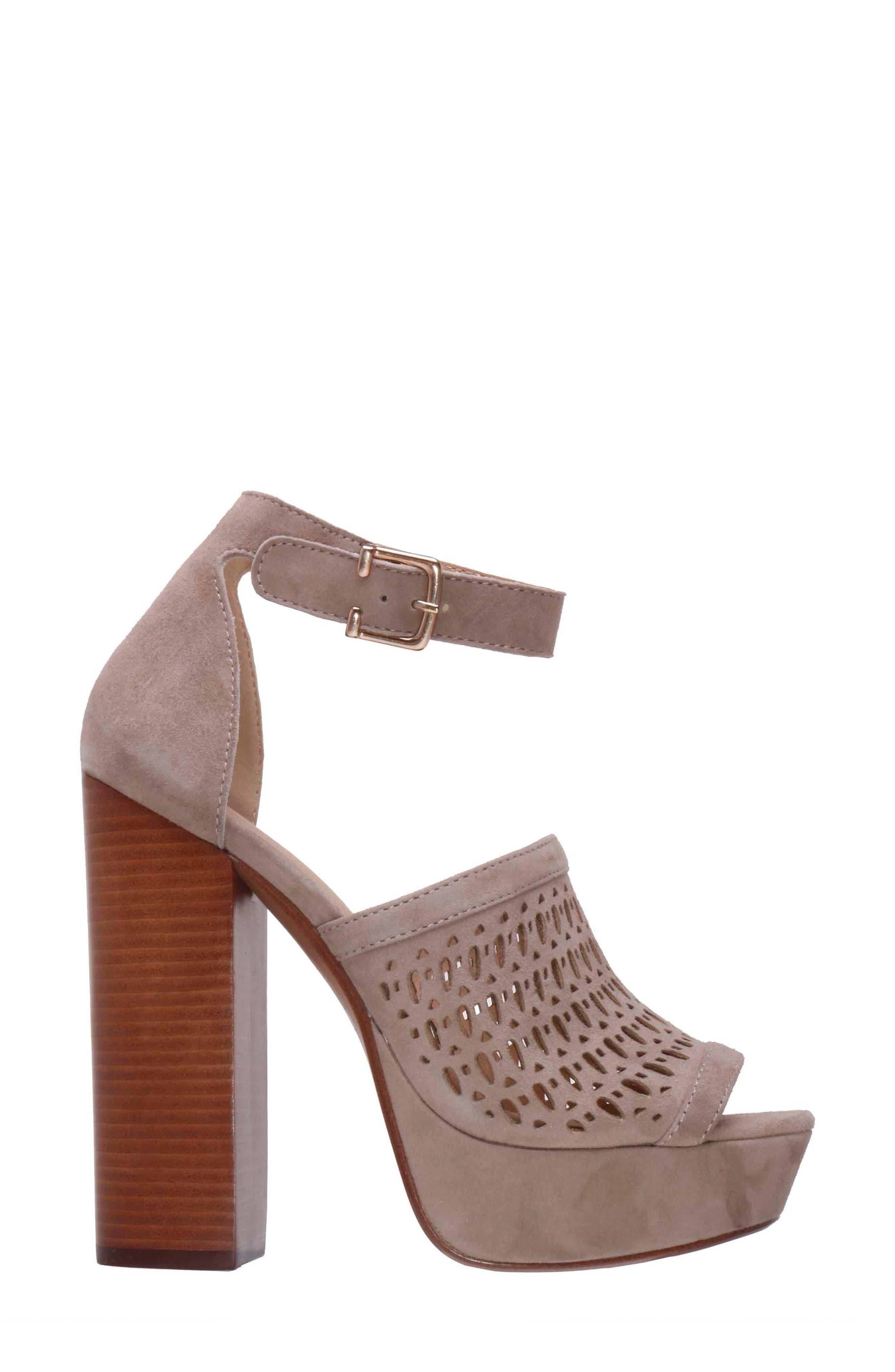 Lorne Platform Sandal,                             Alternate thumbnail 6, color,