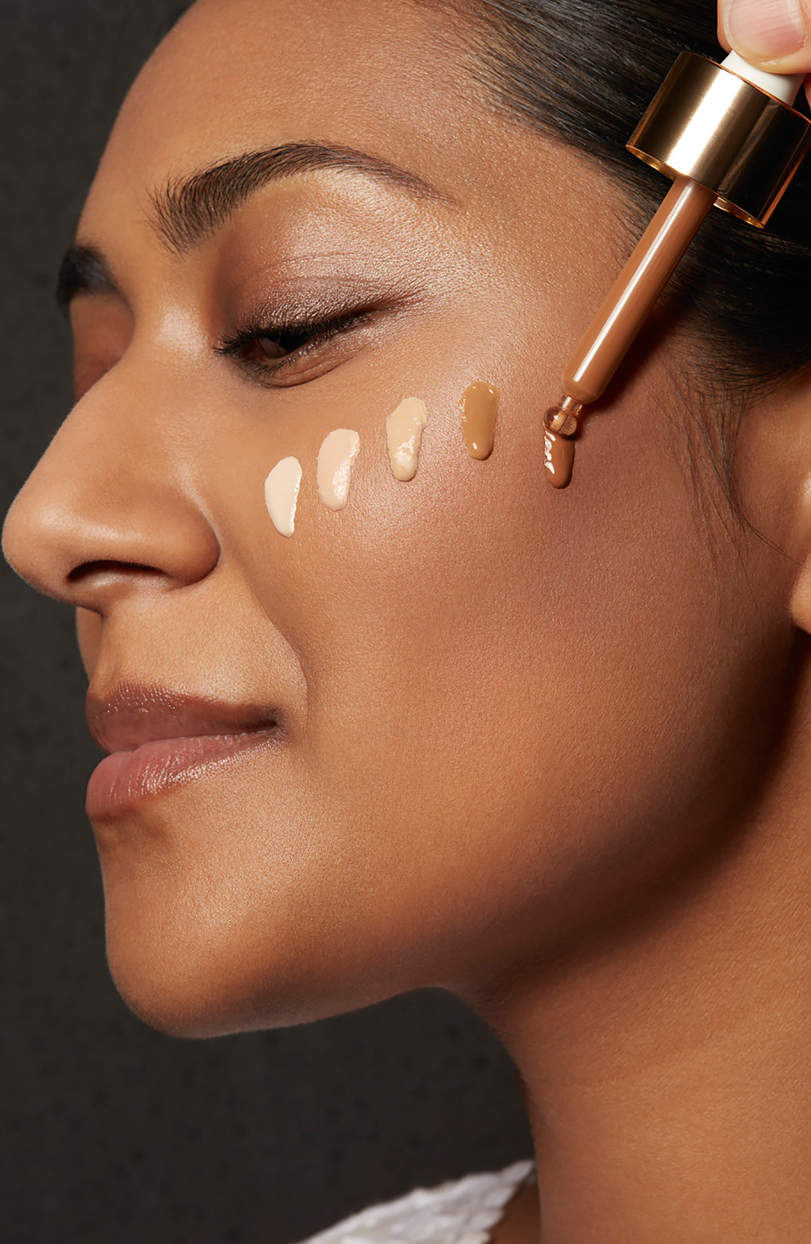 Skin Illusion Natural Hydrating Foundation,                             Alternate thumbnail 7, color,                             116.5 - COFFEE