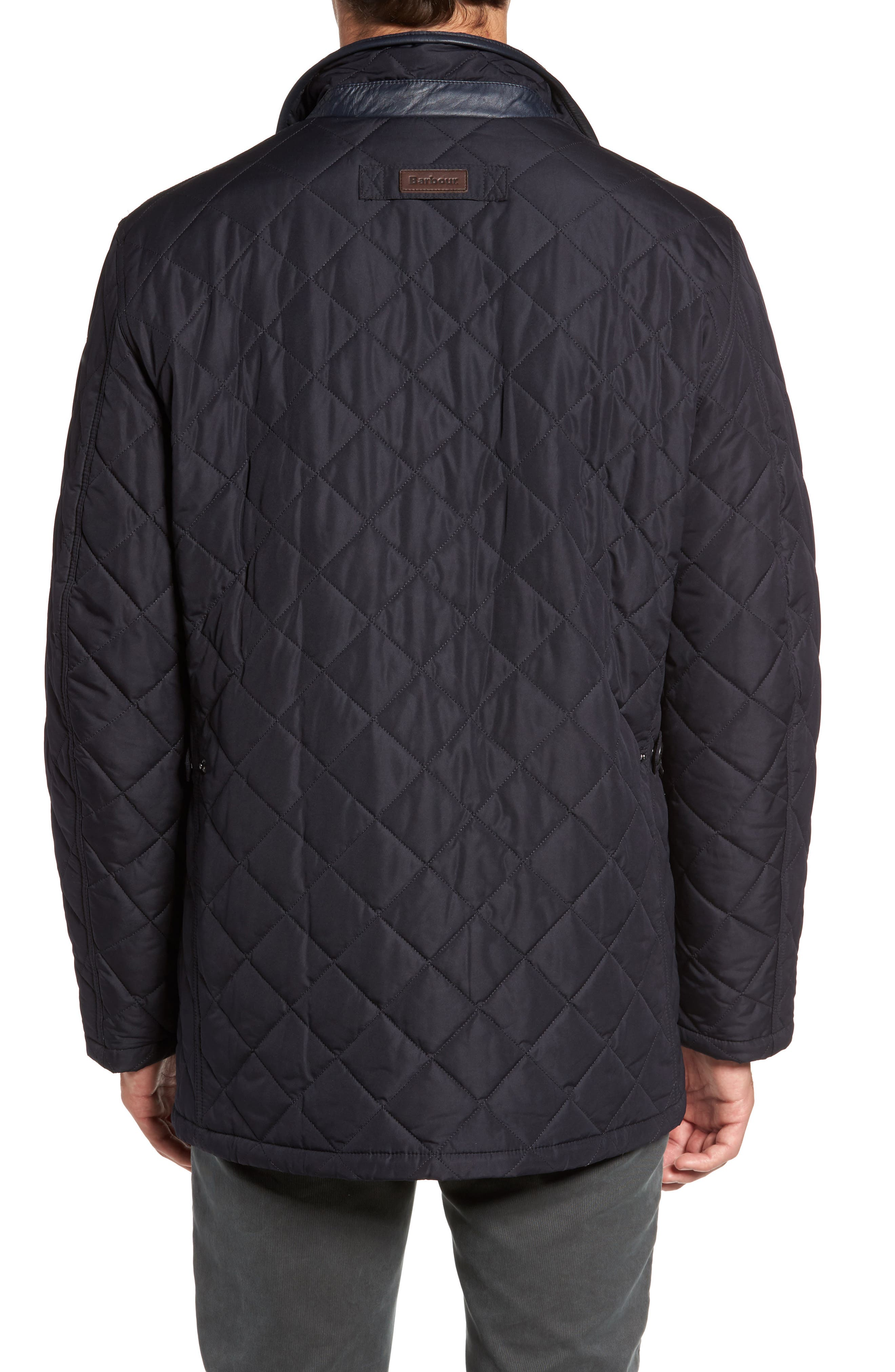 Devon Quilted Water-Resistant Jacket,                             Alternate thumbnail 2, color,                             410