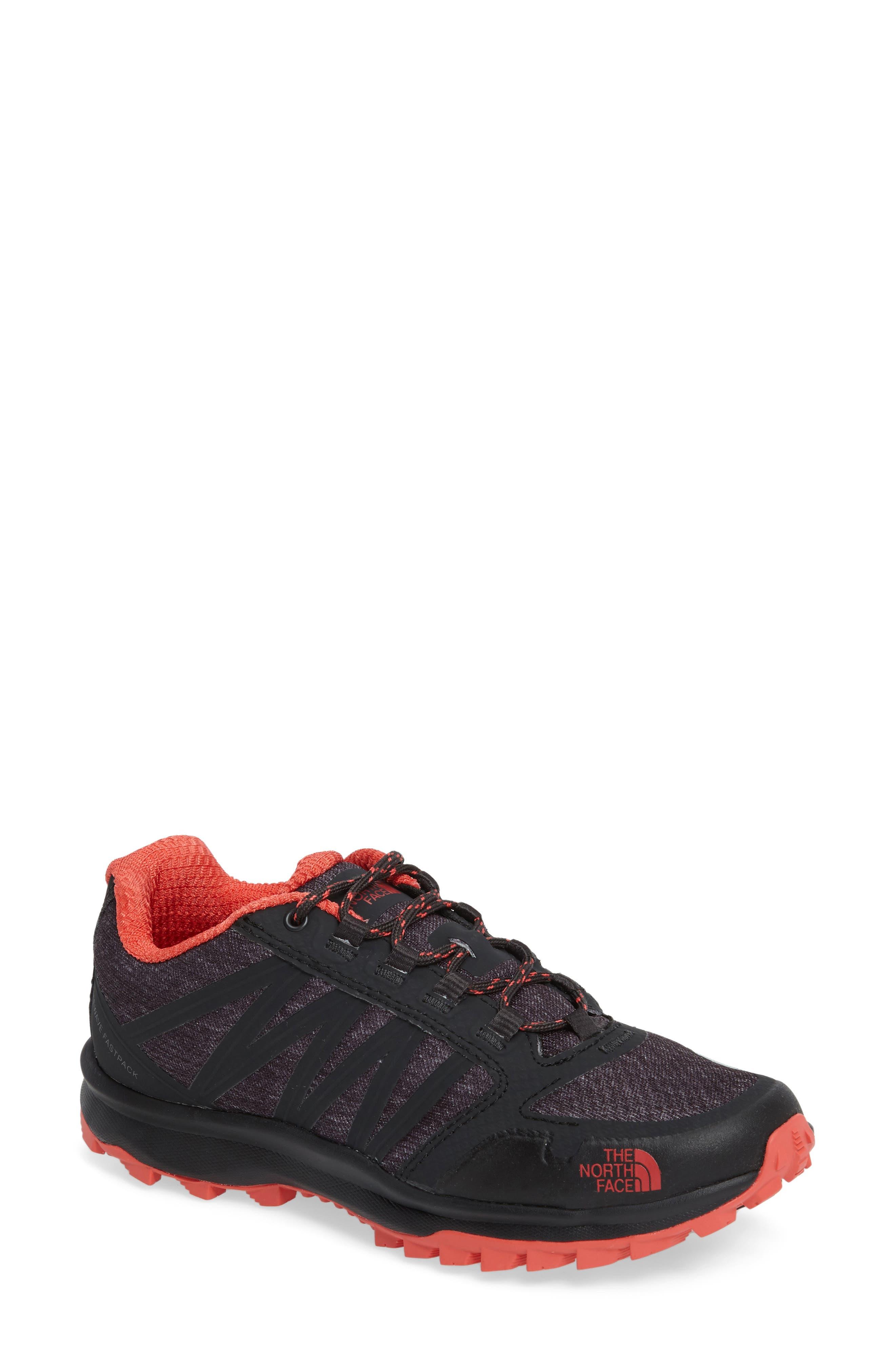 Litewave II Trail Running Shoe,                         Main,                         color, 001