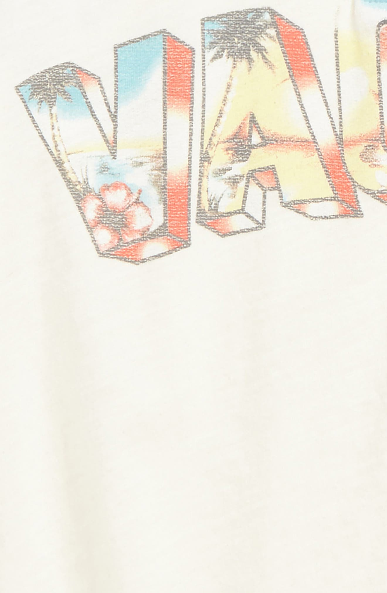 Vacay Time Graphic Tank,                             Alternate thumbnail 4, color,                             100