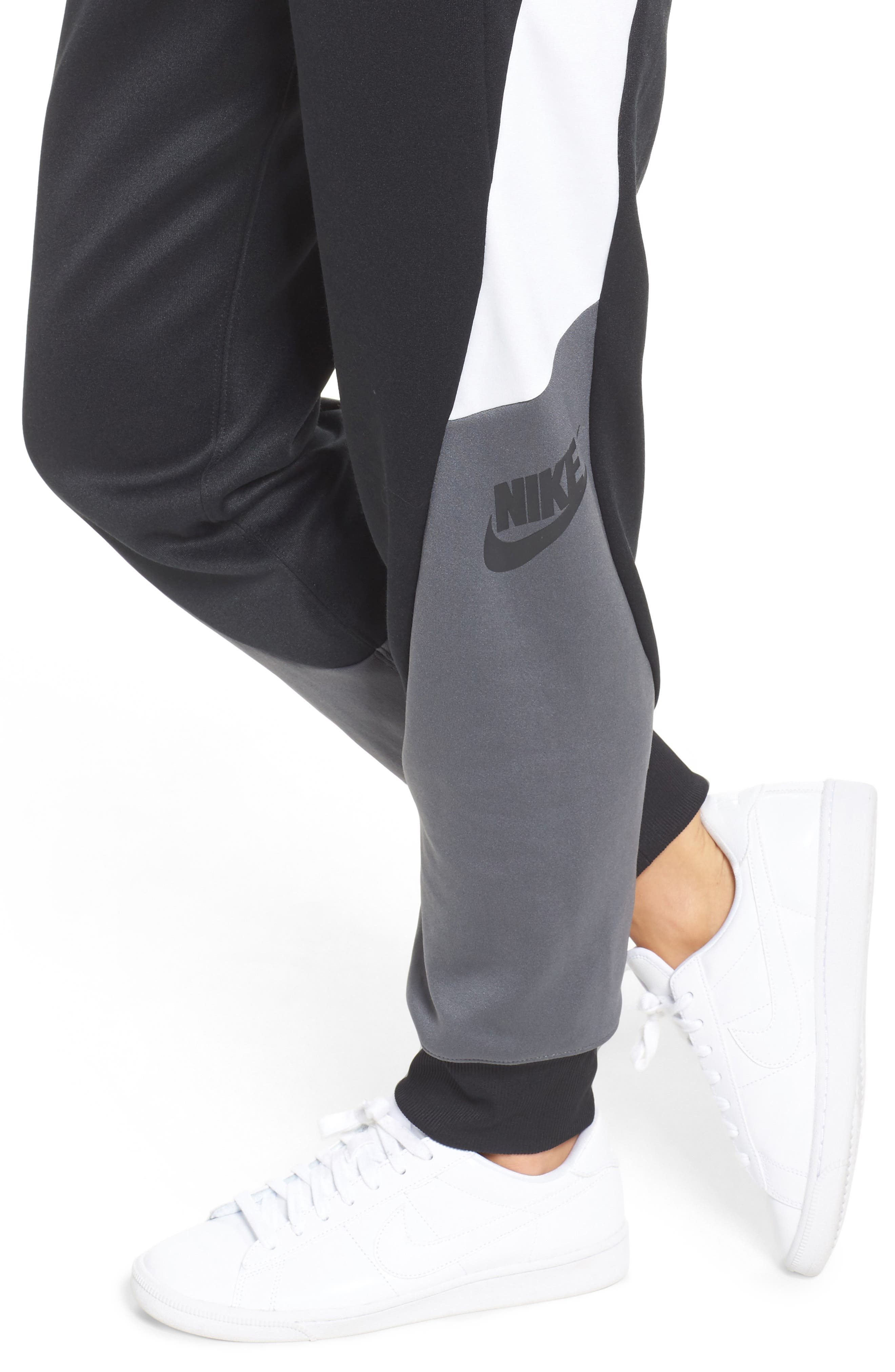 Colorblock Track Pants,                             Alternate thumbnail 4, color,                             010