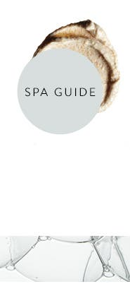 Spa Nordstrom guide.