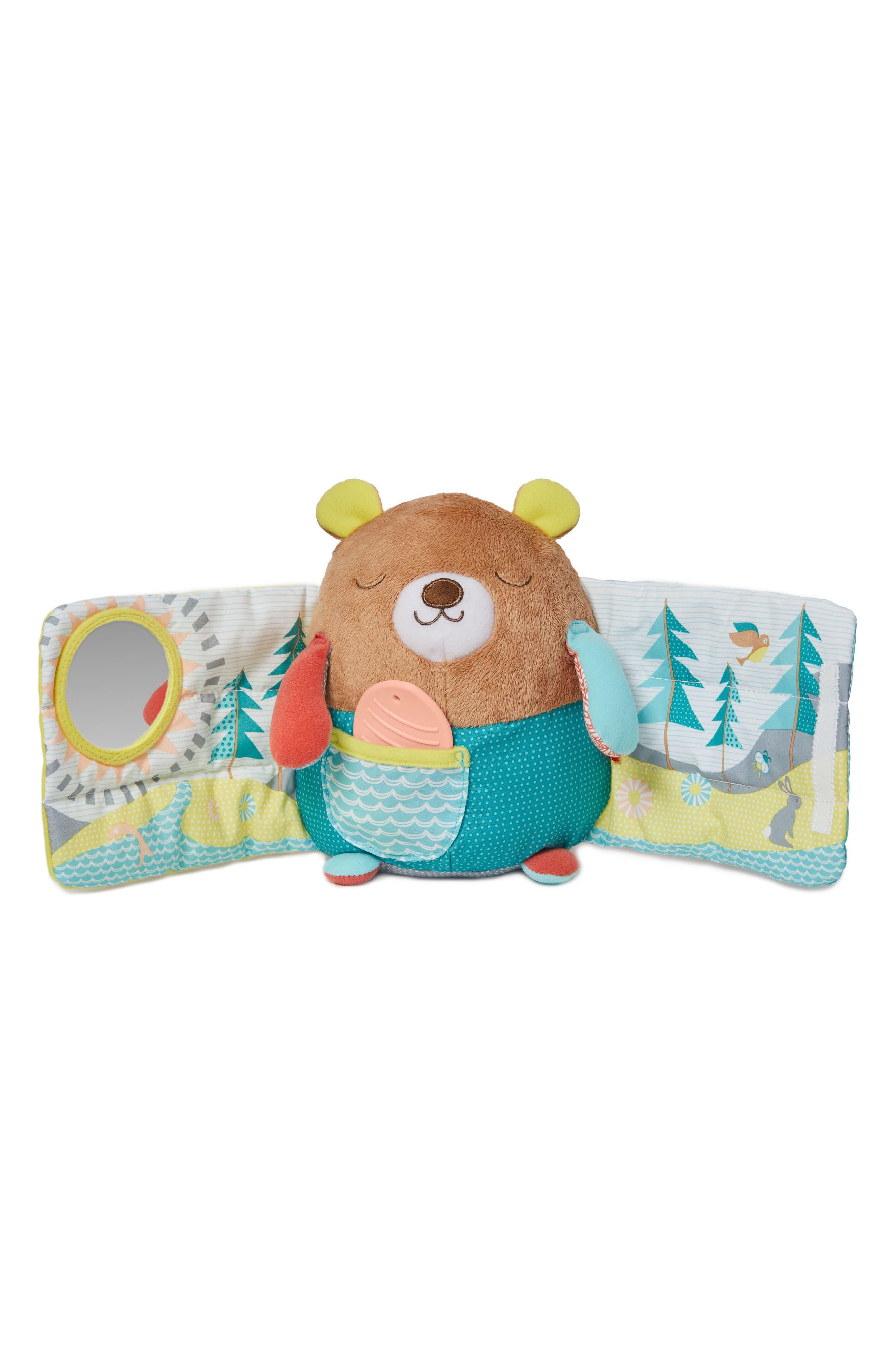 Camping Cubs Activity Bear,                             Main thumbnail 1, color,                             200