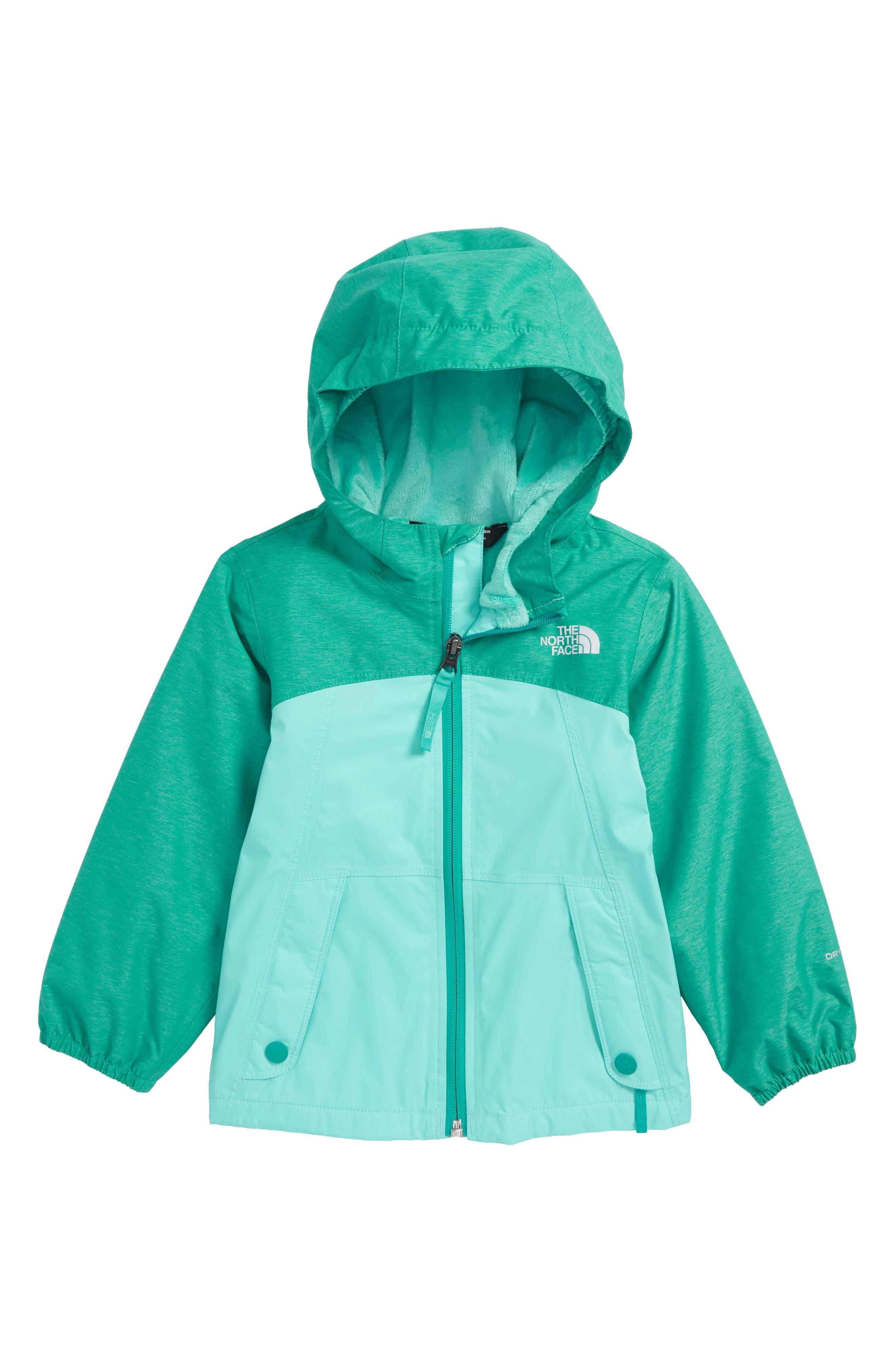 Warm Storm Jacket,                         Main,                         color, KOKOMO GREEN HEATHER