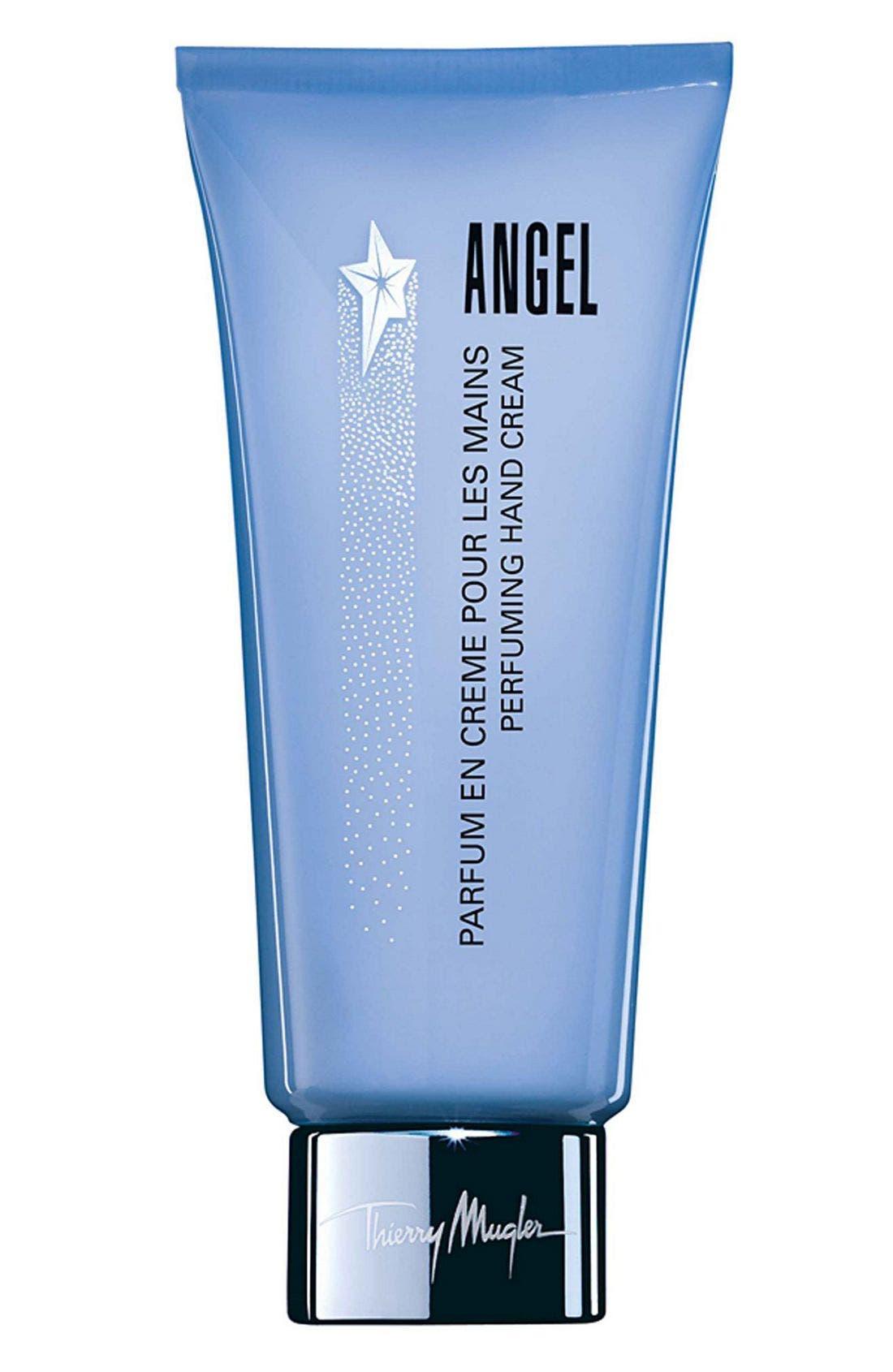 Angel by Mugler Perfuming Hand Cream,                             Main thumbnail 1, color,                             NO COLOR
