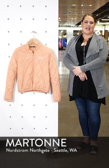 Bunker Quilted Bomber Jacket, sales video thumbnail