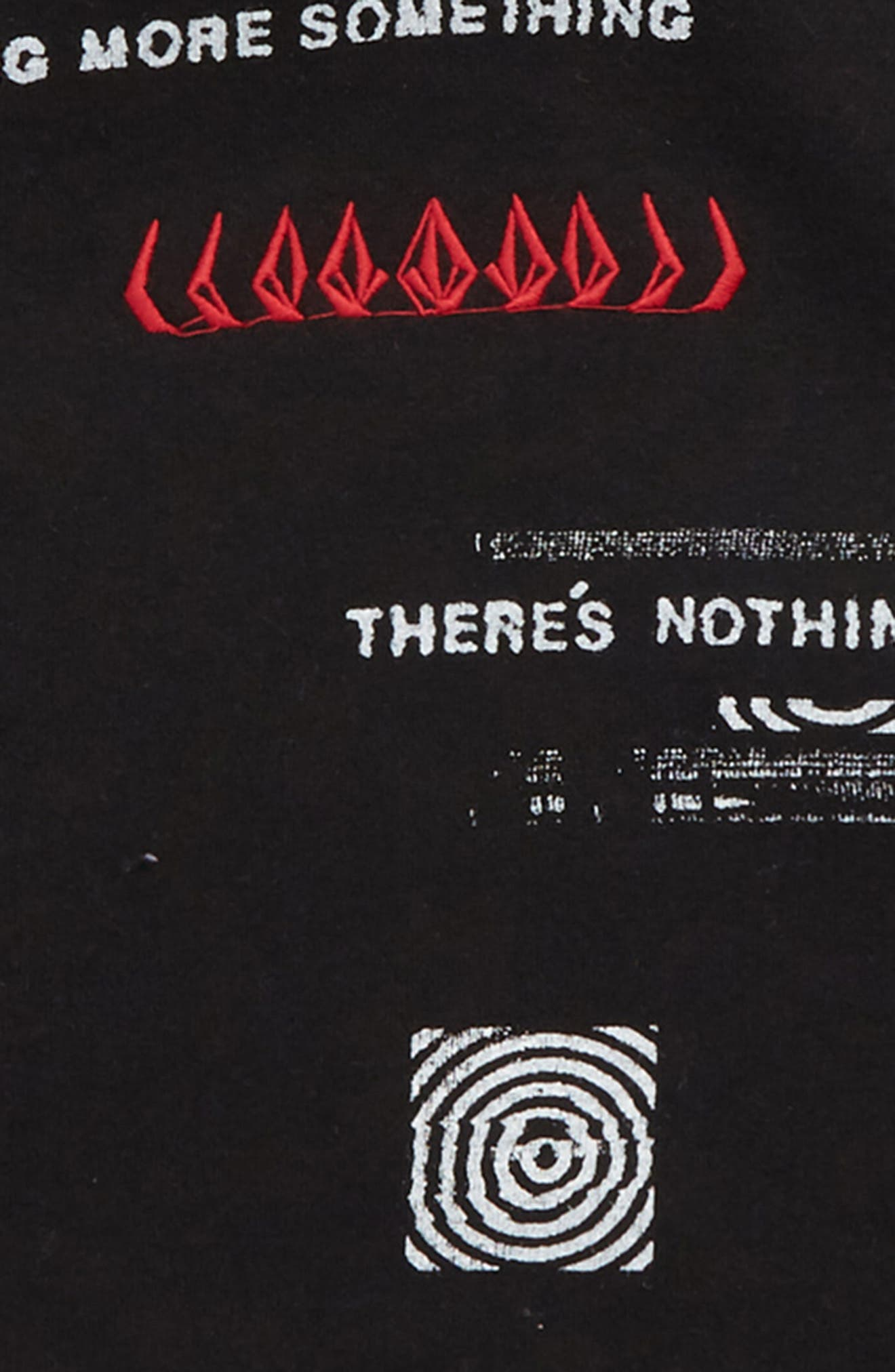 Nothing More Graphic Hoodie,                             Alternate thumbnail 2, color,                             001
