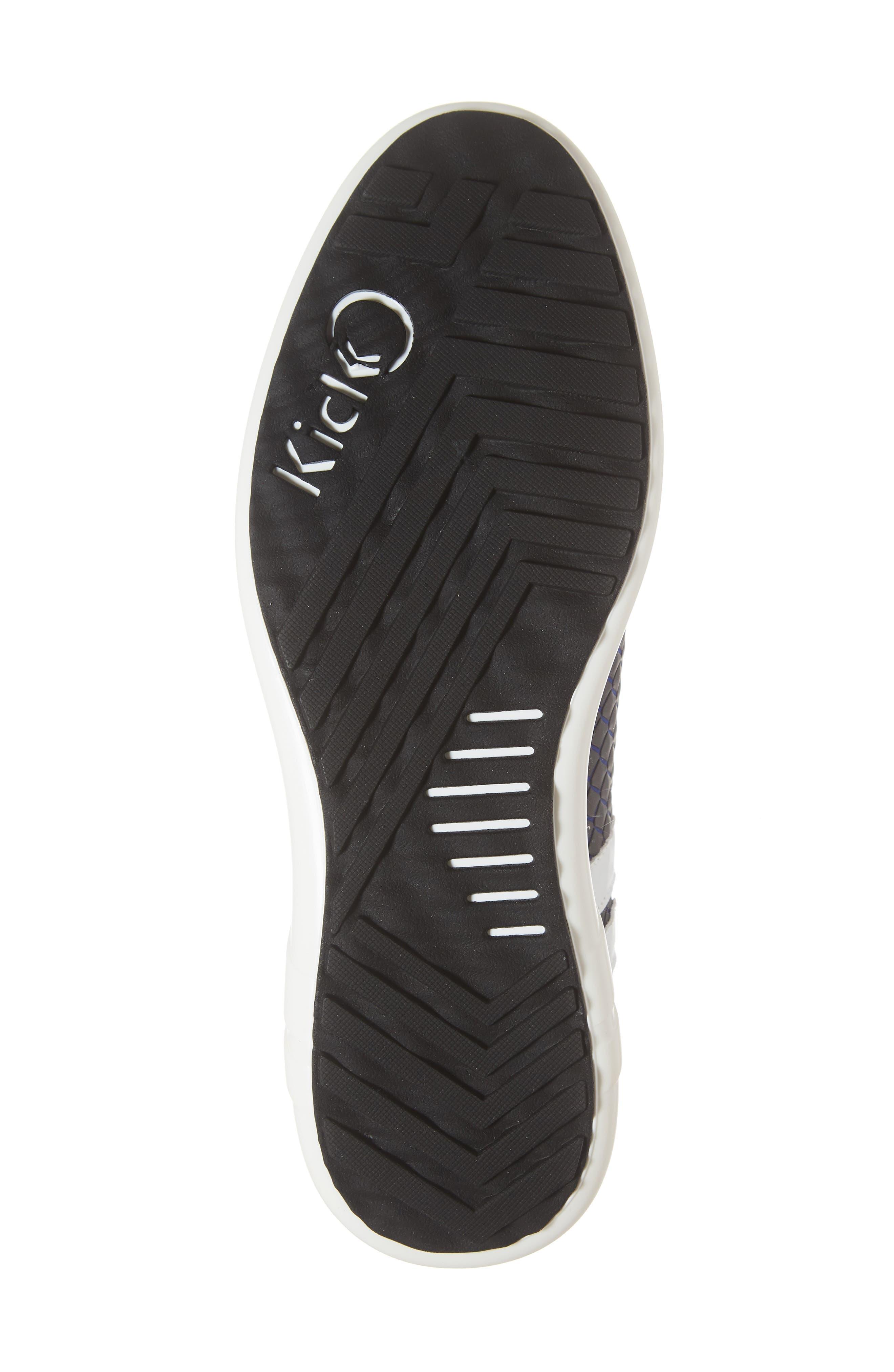 Onyx Sneaker,                             Alternate thumbnail 6, color,                             430