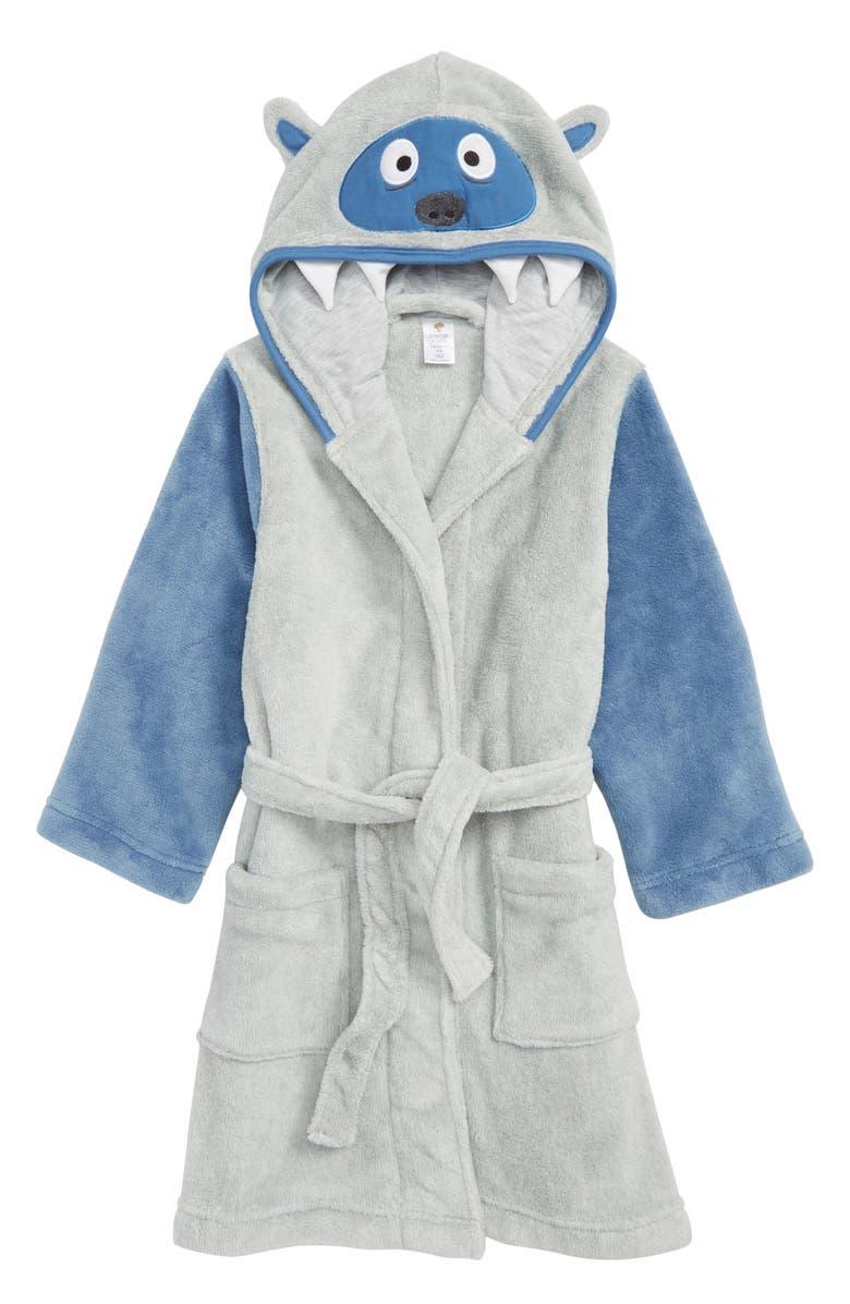 Tucker + Tate Monster Plush Robe (Toddler Boys 3cfcce953