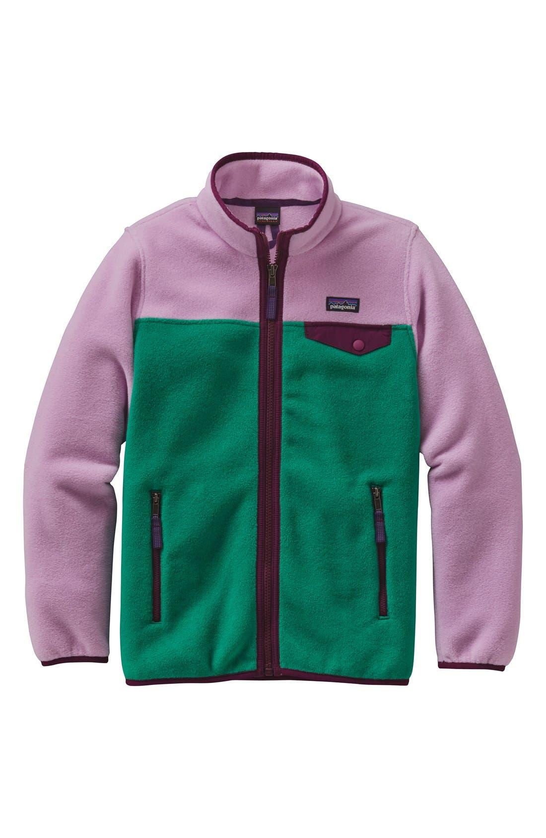 Synchilla<sup>®</sup> Snap-T<sup>®</sup> Fleece Jacket,                             Main thumbnail 5, color,