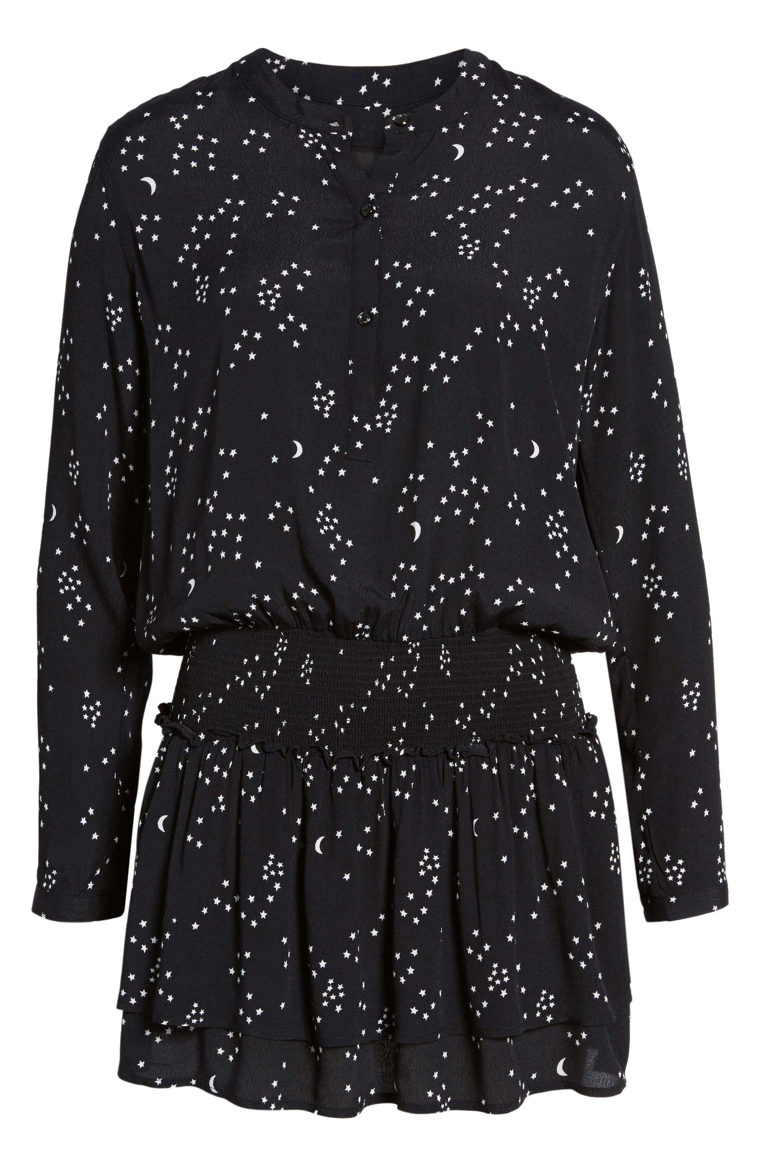 Cleo Dress,                             Alternate thumbnail 6, color,                             402