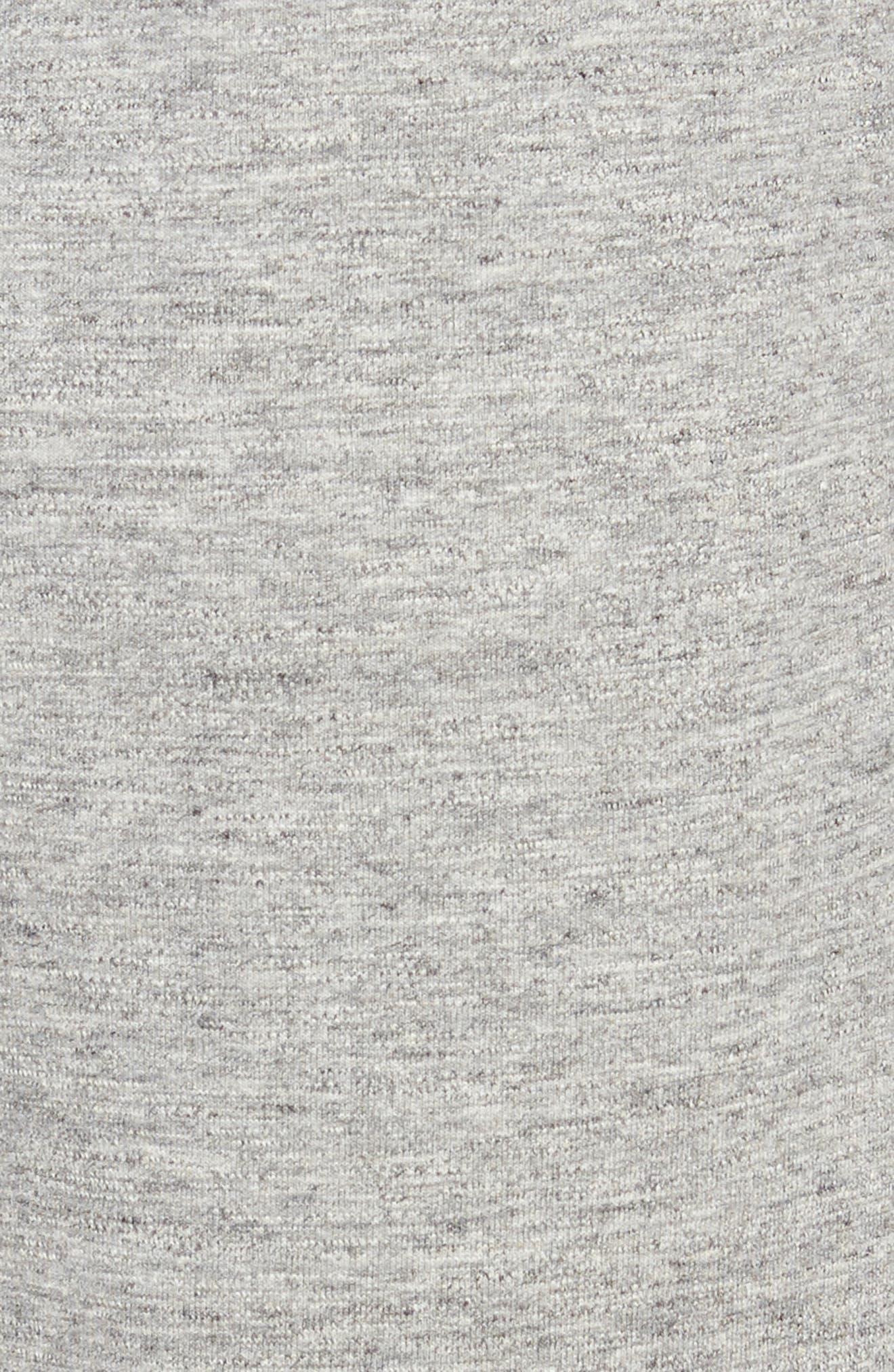 Arcanite Jogger Pants,                             Alternate thumbnail 5, color,                             GREY WOLF MELANGE
