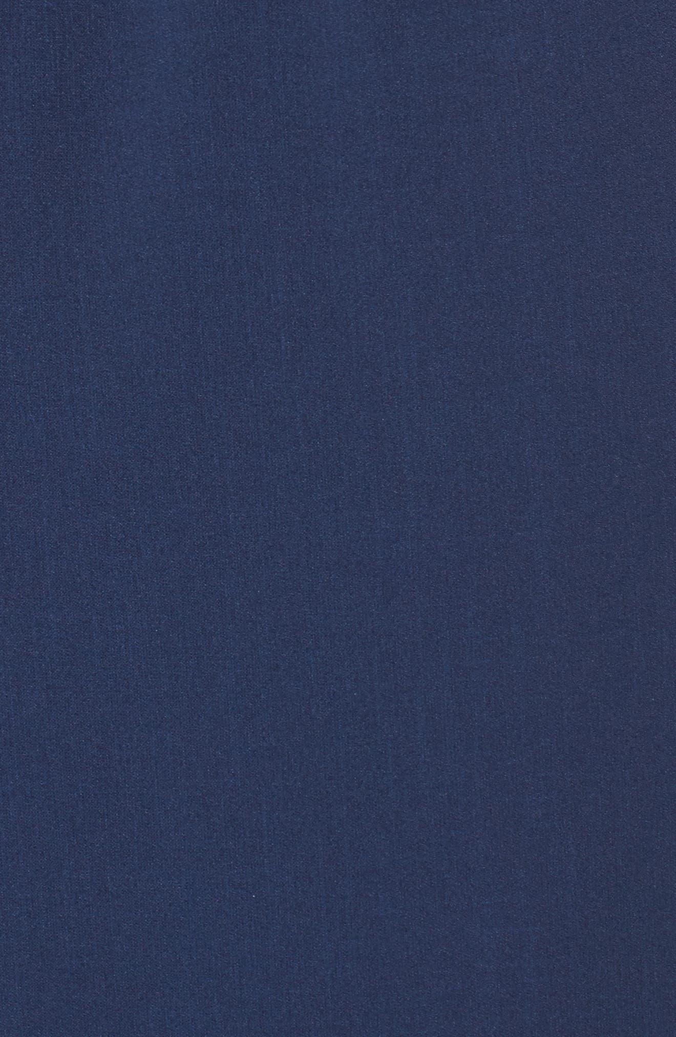 Crepe Sheath Dress,                             Alternate thumbnail 11, color,