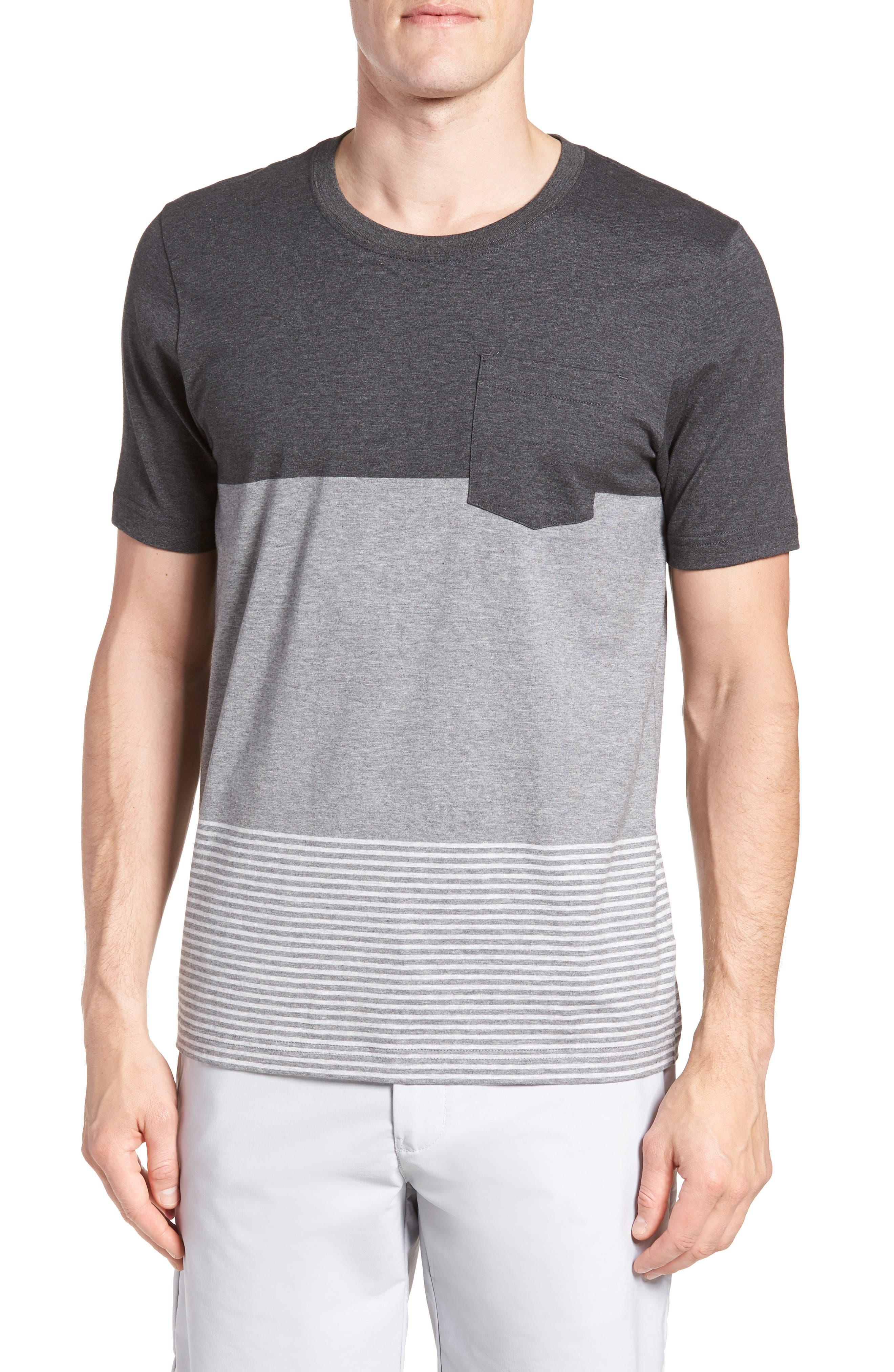 Kramp Colorblock Pocket T-Shirt,                         Main,                         color,
