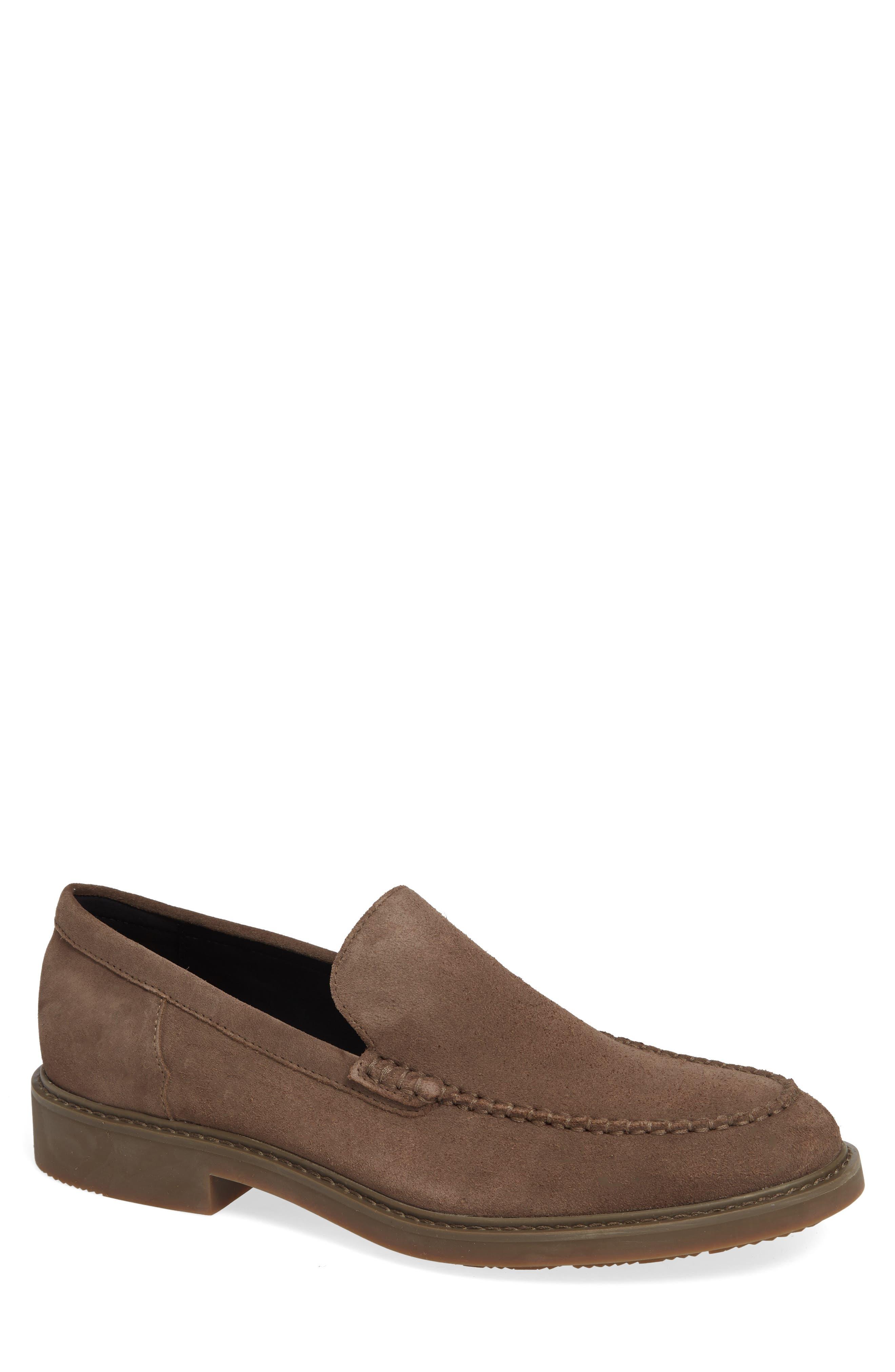 Calvin Klein Vance Apron Toe Loafer