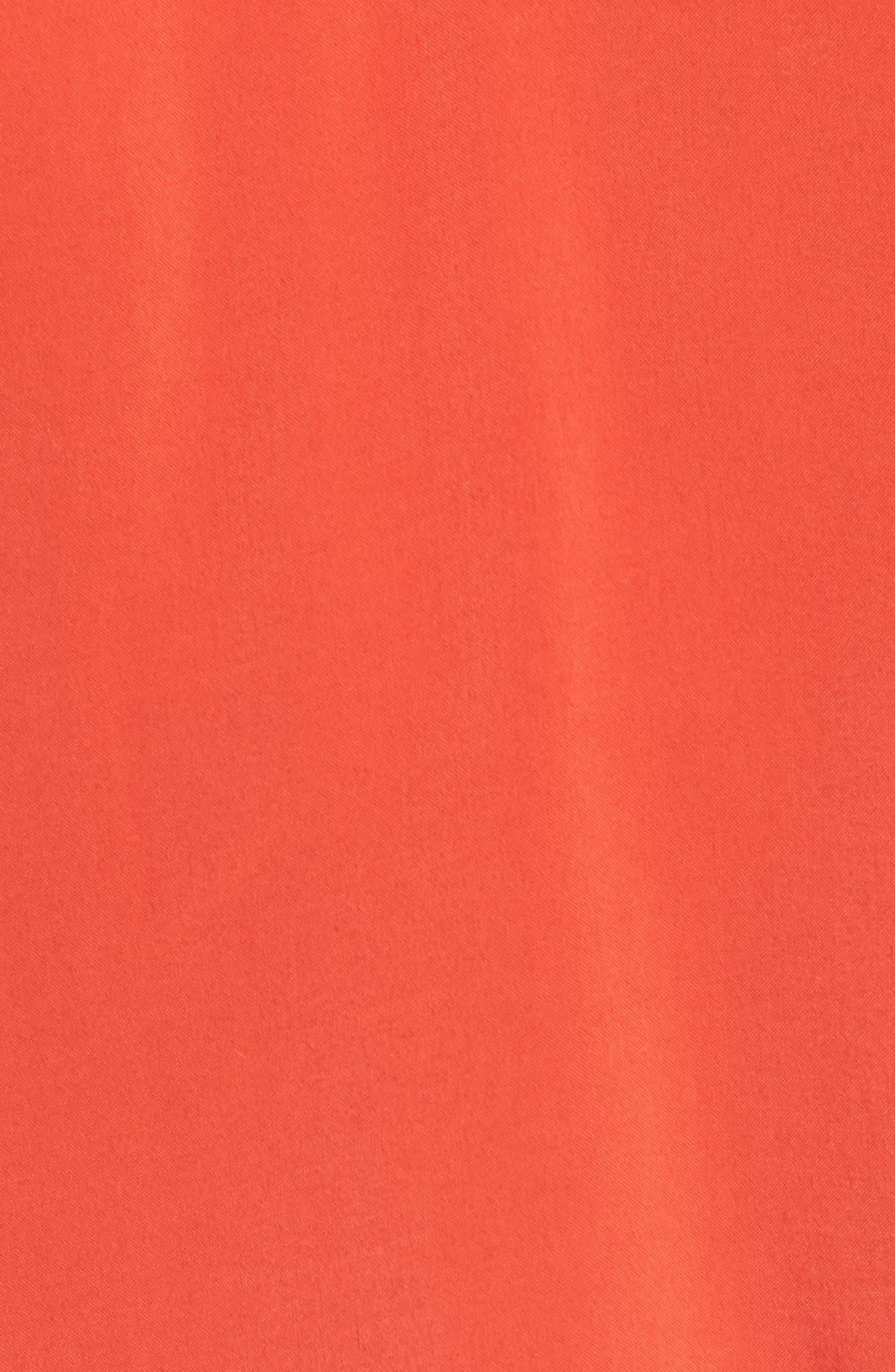Puff Sleeve Blouse,                             Alternate thumbnail 5, color,                             RIO