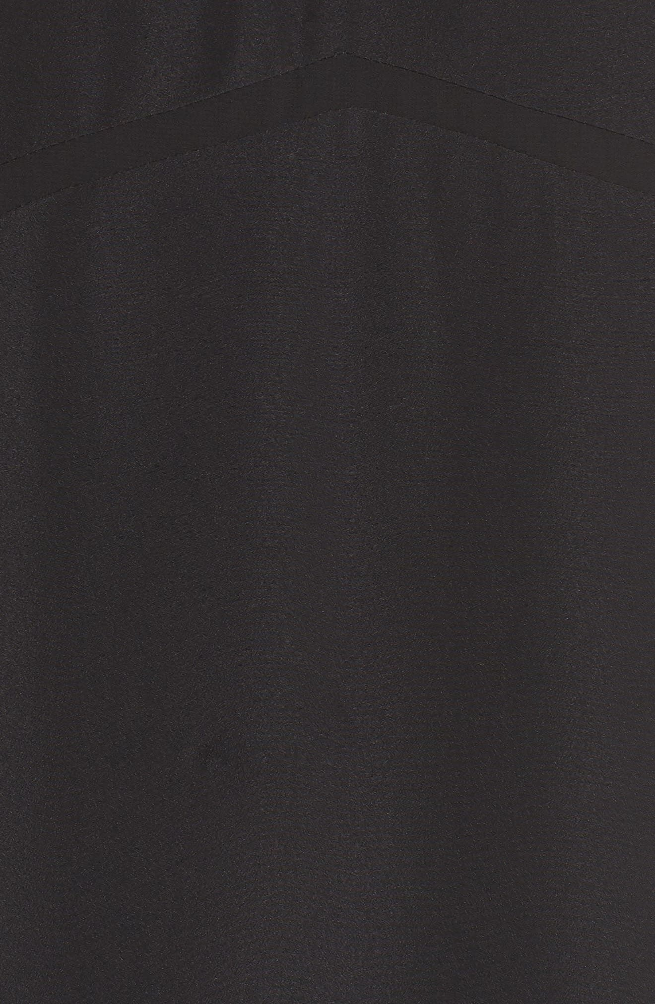 Hampton Maxi Dress,                             Alternate thumbnail 6, color,                             001