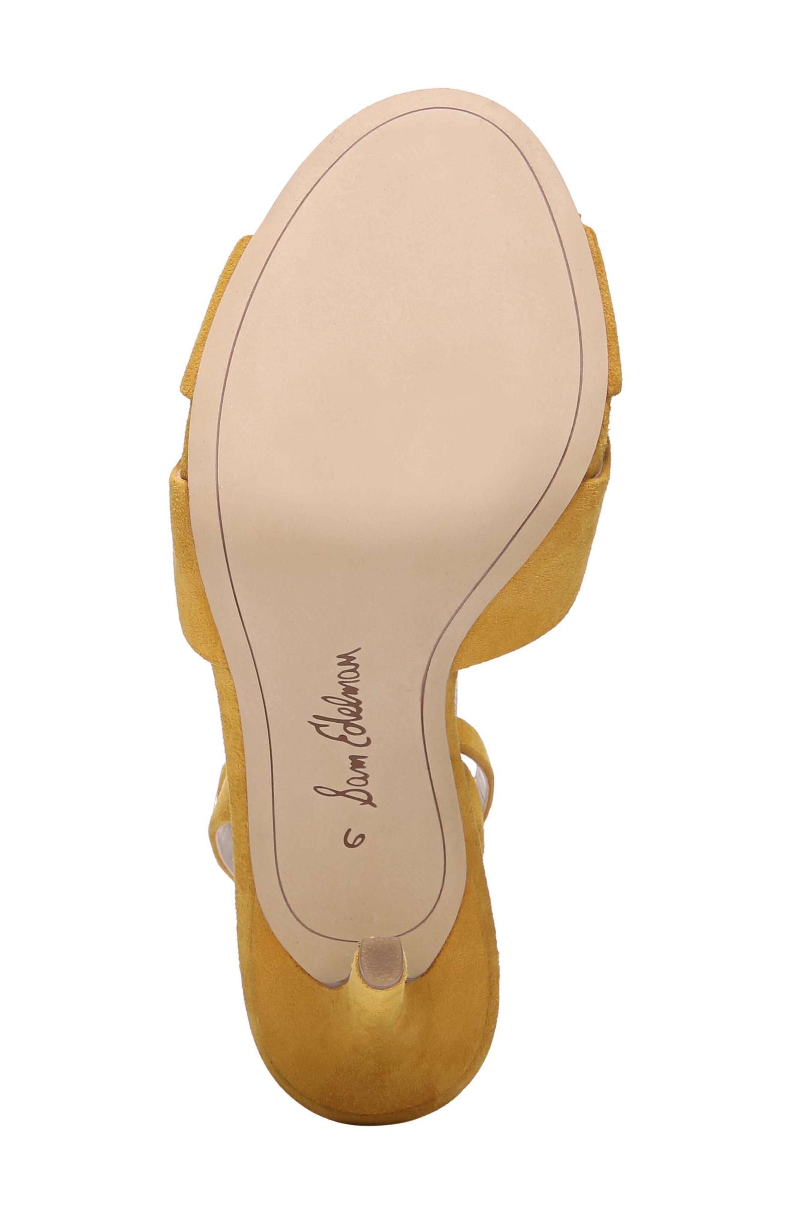 Aly Ankle Strap Sandal,                             Alternate thumbnail 36, color,