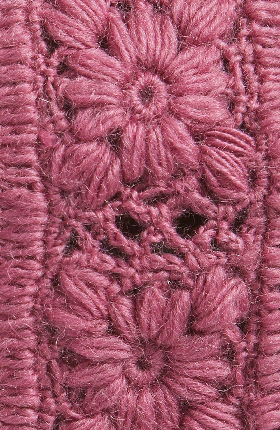 Crochet Ear Warmer Headband,                             Alternate thumbnail 20, color,