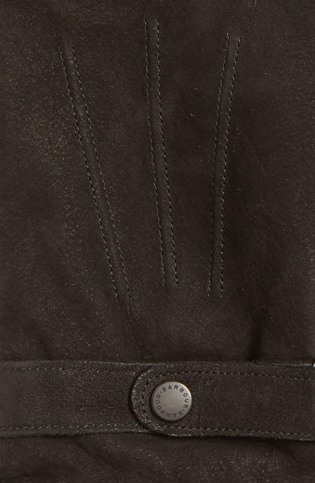 Leather Gloves,                             Alternate thumbnail 2, color,                             001