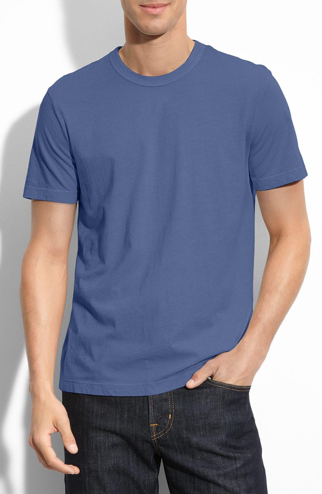 Crewneck Jersey T-Shirt,                             Main thumbnail 78, color,
