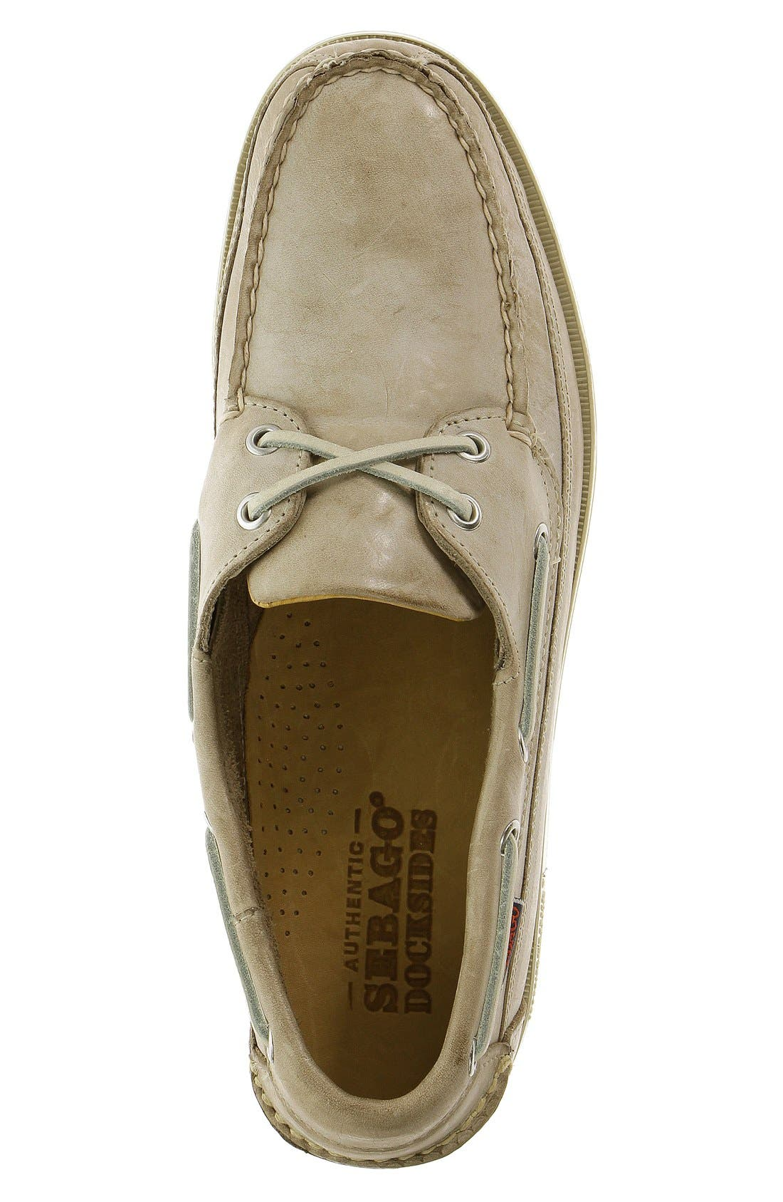 'Schooner' Boat Shoe,                             Alternate thumbnail 26, color,