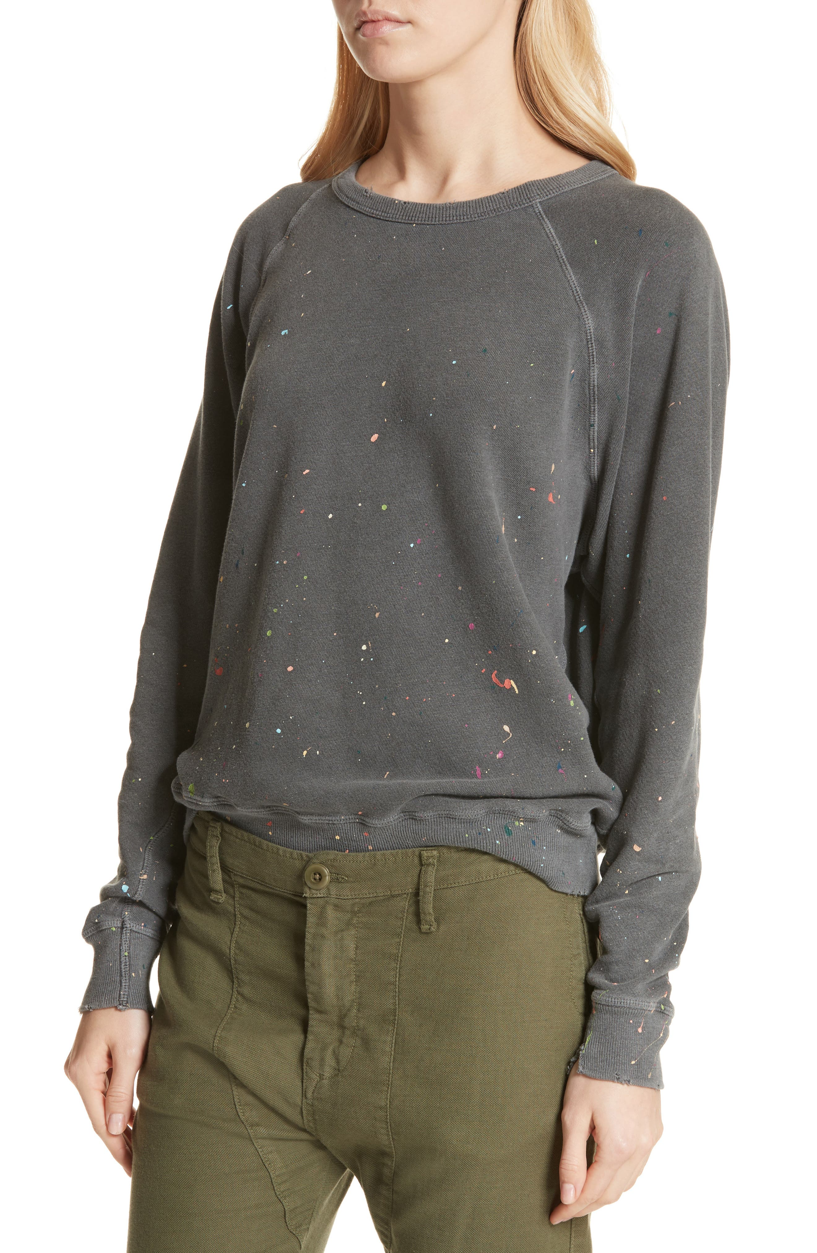 The College Sweatshirt,                             Alternate thumbnail 4, color,                             001