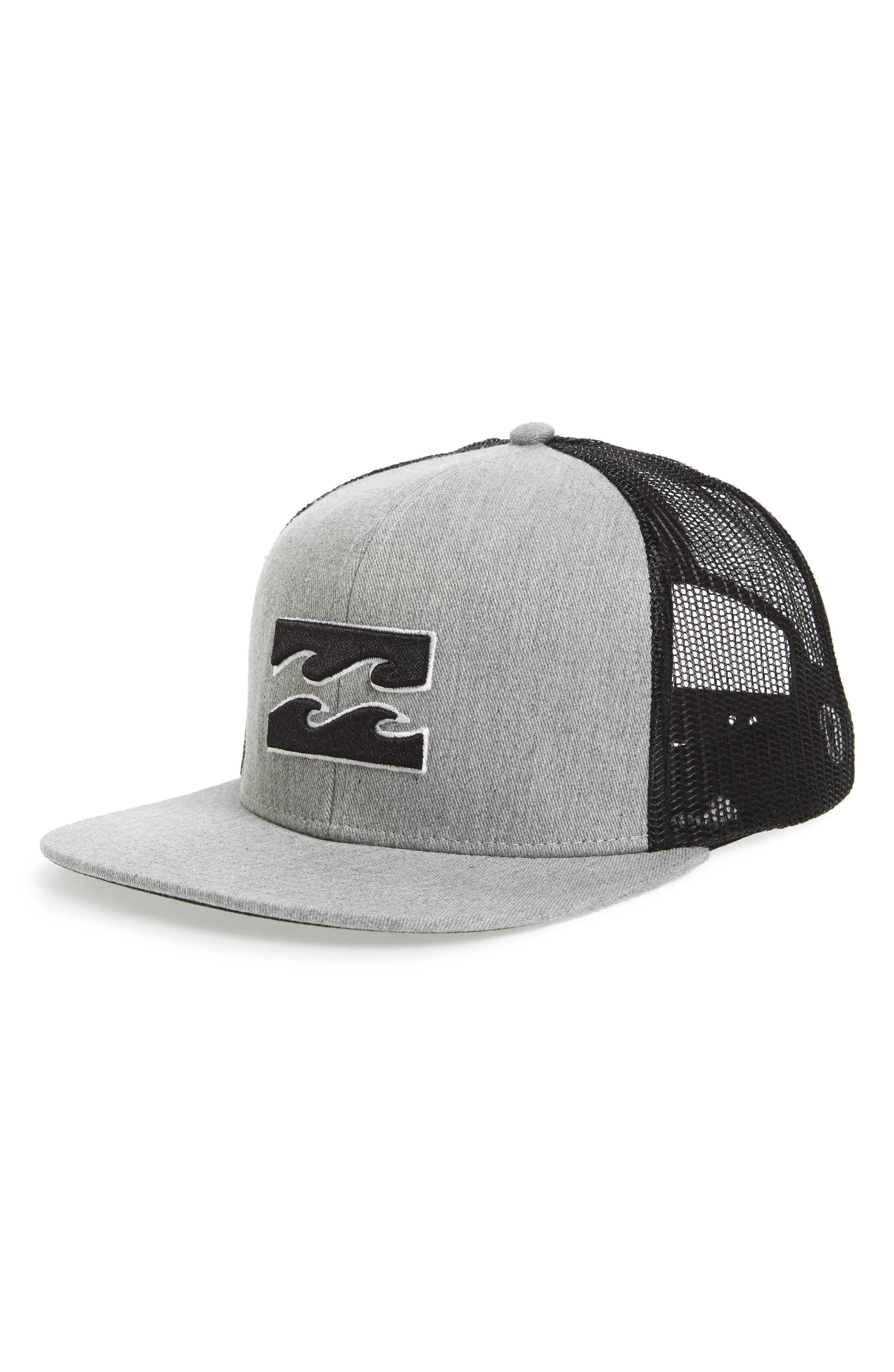 All Day Trucker Hat,                             Main thumbnail 2, color,
