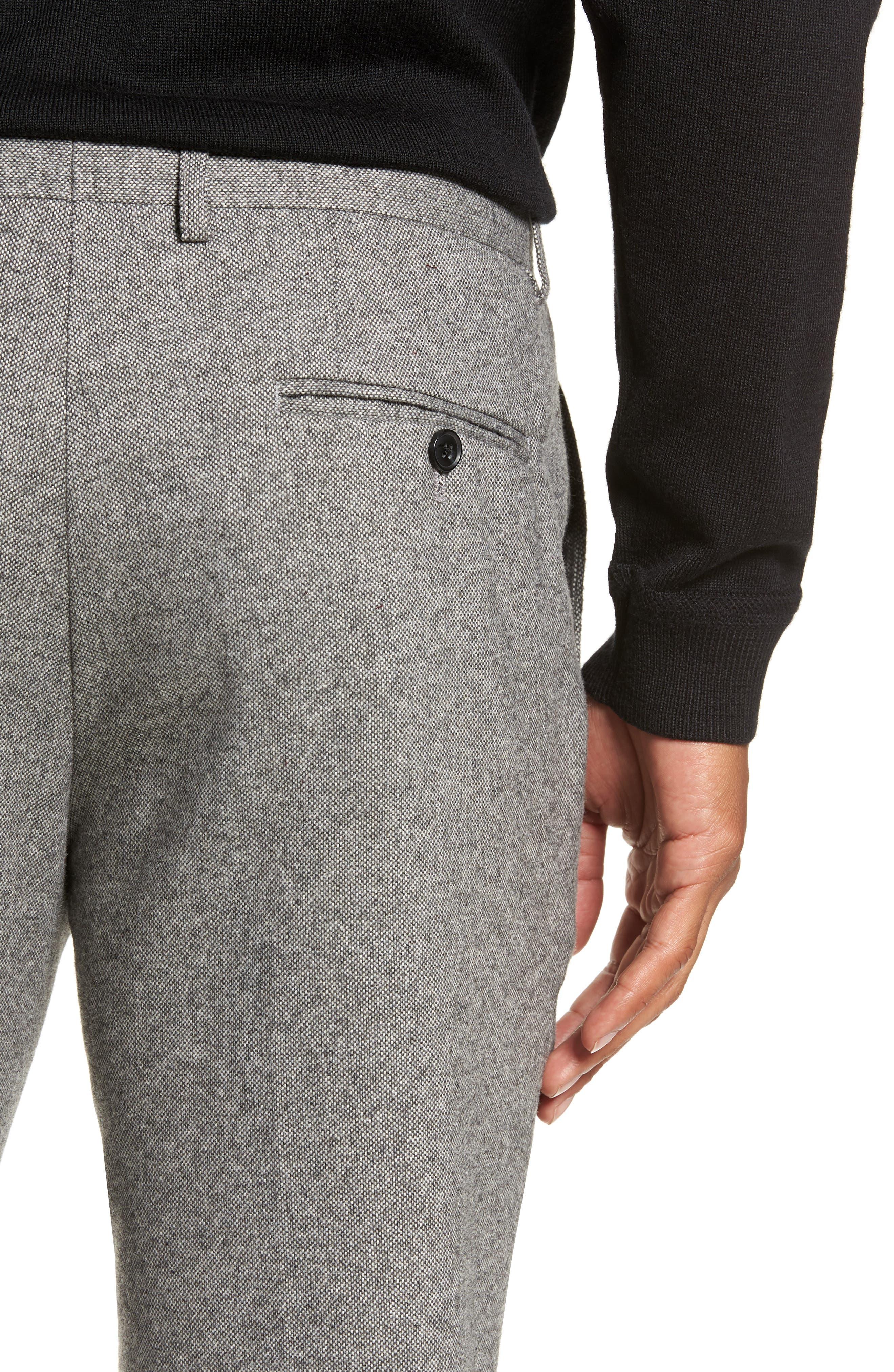 Phantom Slim Fit Pants,                             Alternate thumbnail 4, color,                             054