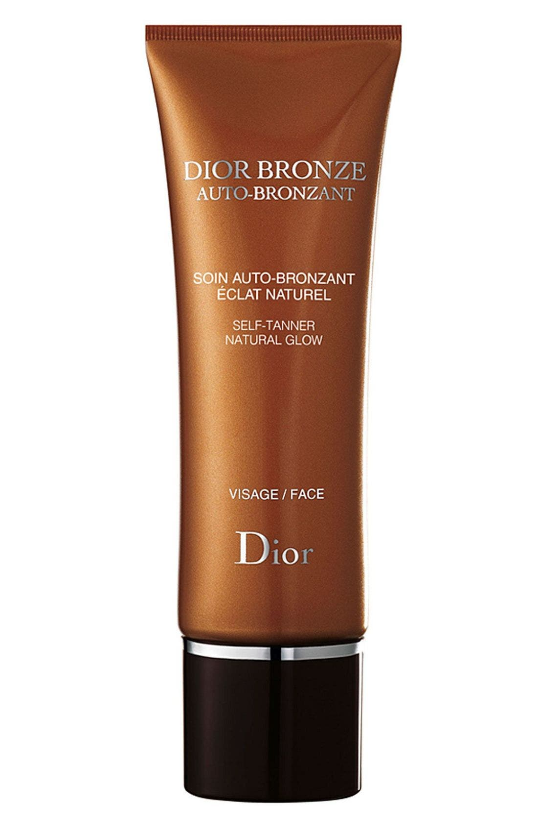 'DiorBronze' Self-Tanner: Natural Glow Face,                             Main thumbnail 1, color,                             000