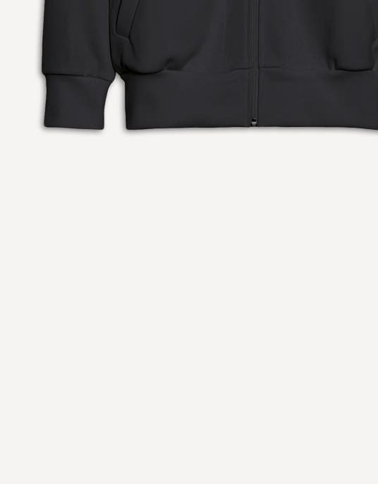 Valentine's gift for men: Comme des Garcons Play hoodie.
