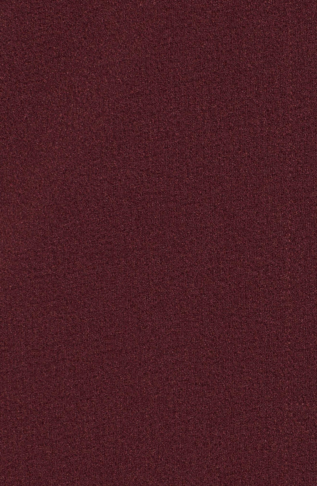 Hailey Crepe Dress,                             Alternate thumbnail 145, color,