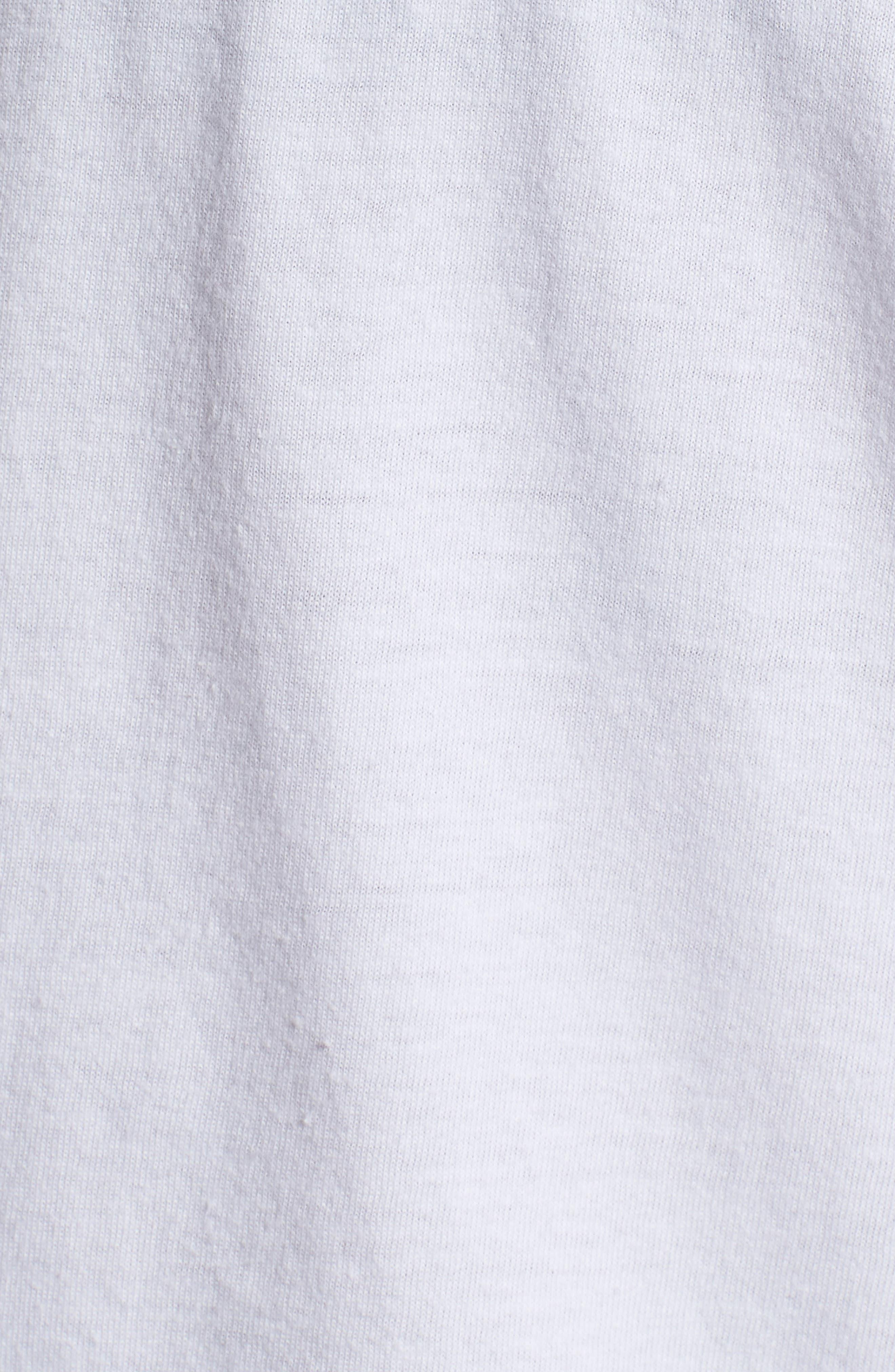 NASA Logo T-Shirt,                             Alternate thumbnail 5, color,                             100