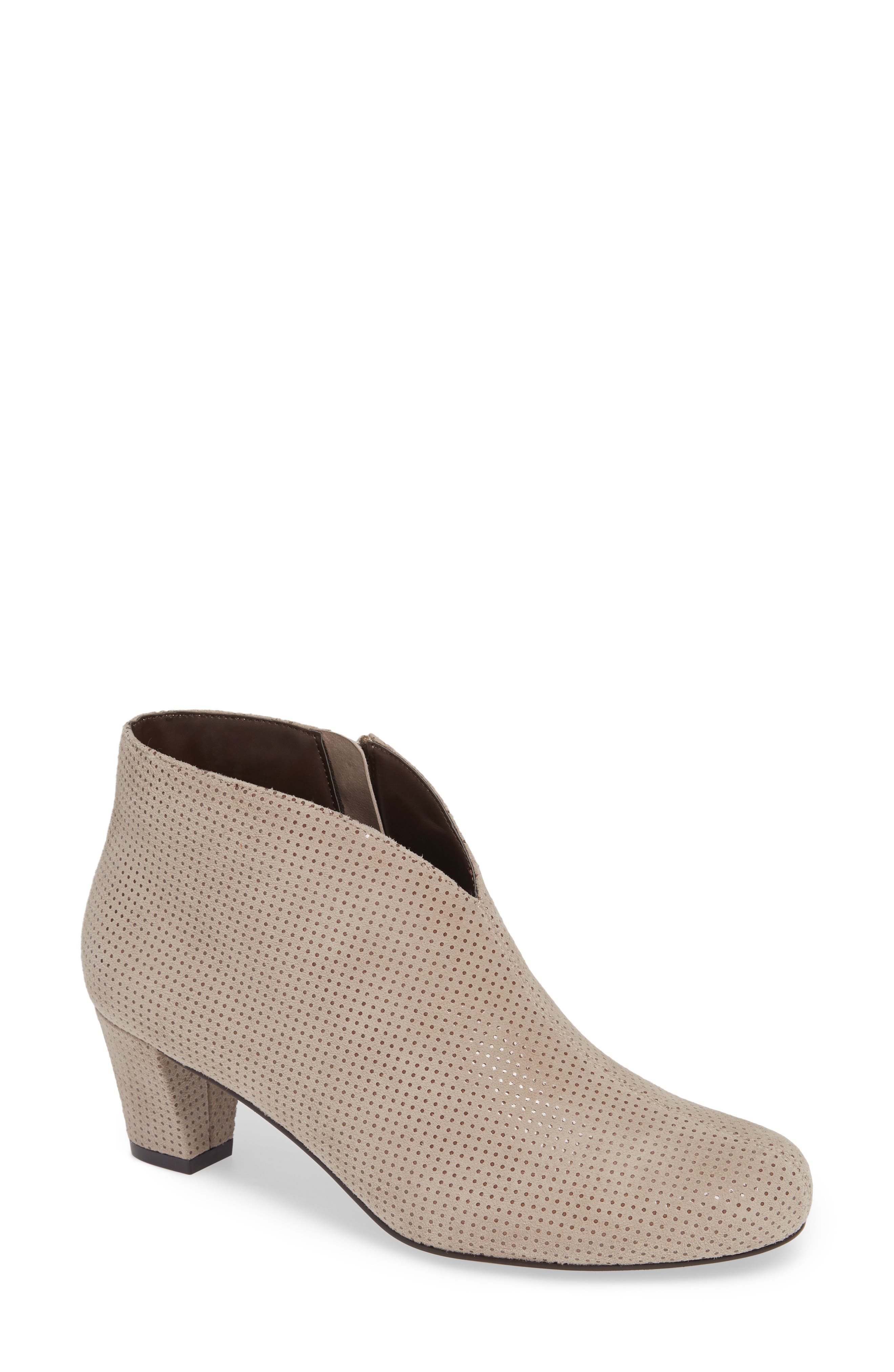 David Tate Fame Boot- Beige