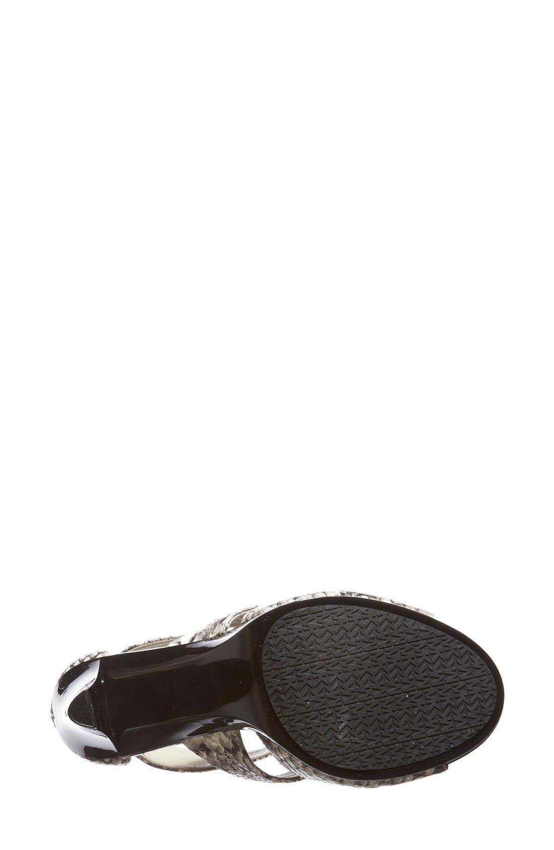 'Berkley' T-Strap Sandal,                             Alternate thumbnail 33, color,