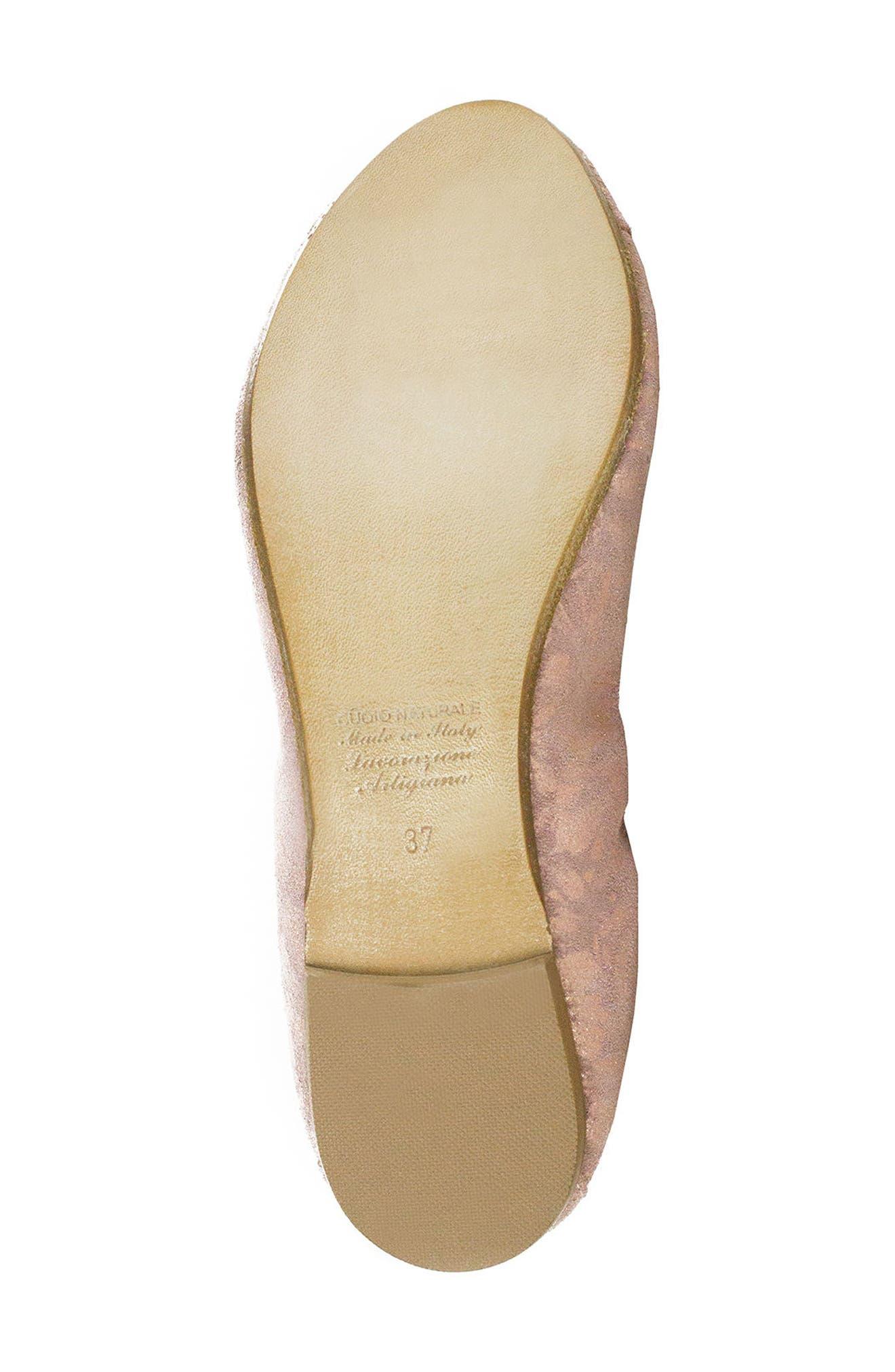 Summit Kara Ballet Flat,                             Alternate thumbnail 34, color,
