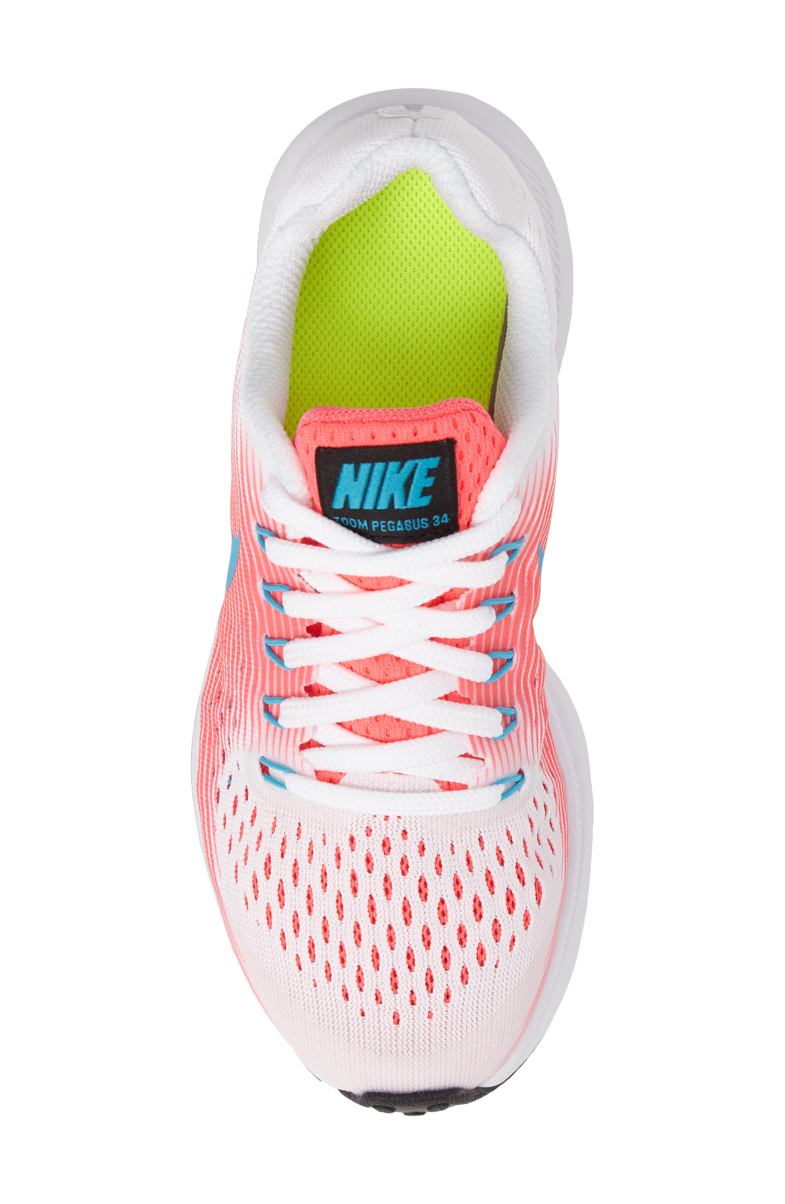 Zoom Pegasus 34 Sneaker,                             Alternate thumbnail 23, color,