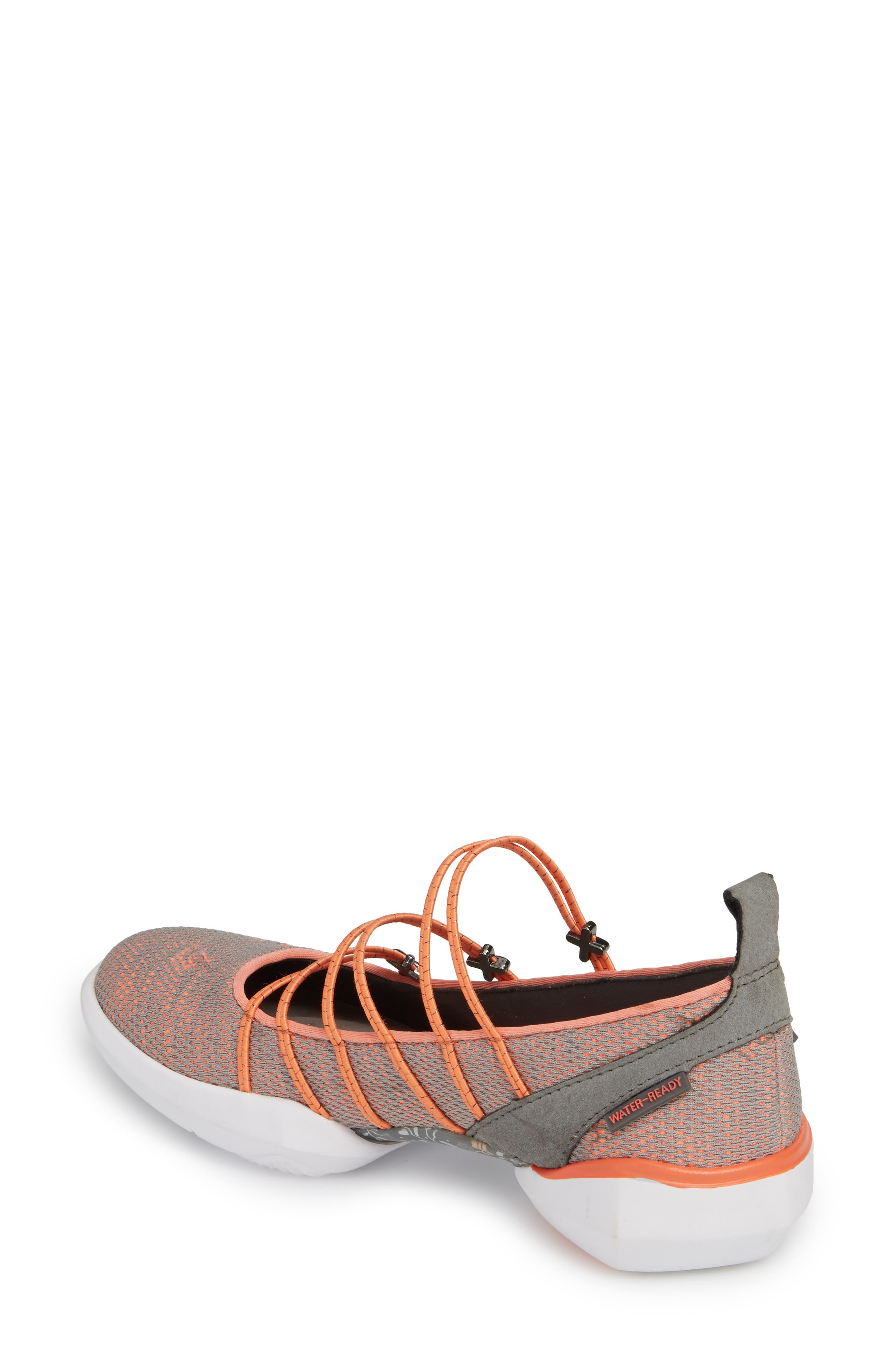 Cheyenne Water Ready Slip-on,                             Alternate thumbnail 2, color,                             ORANGE