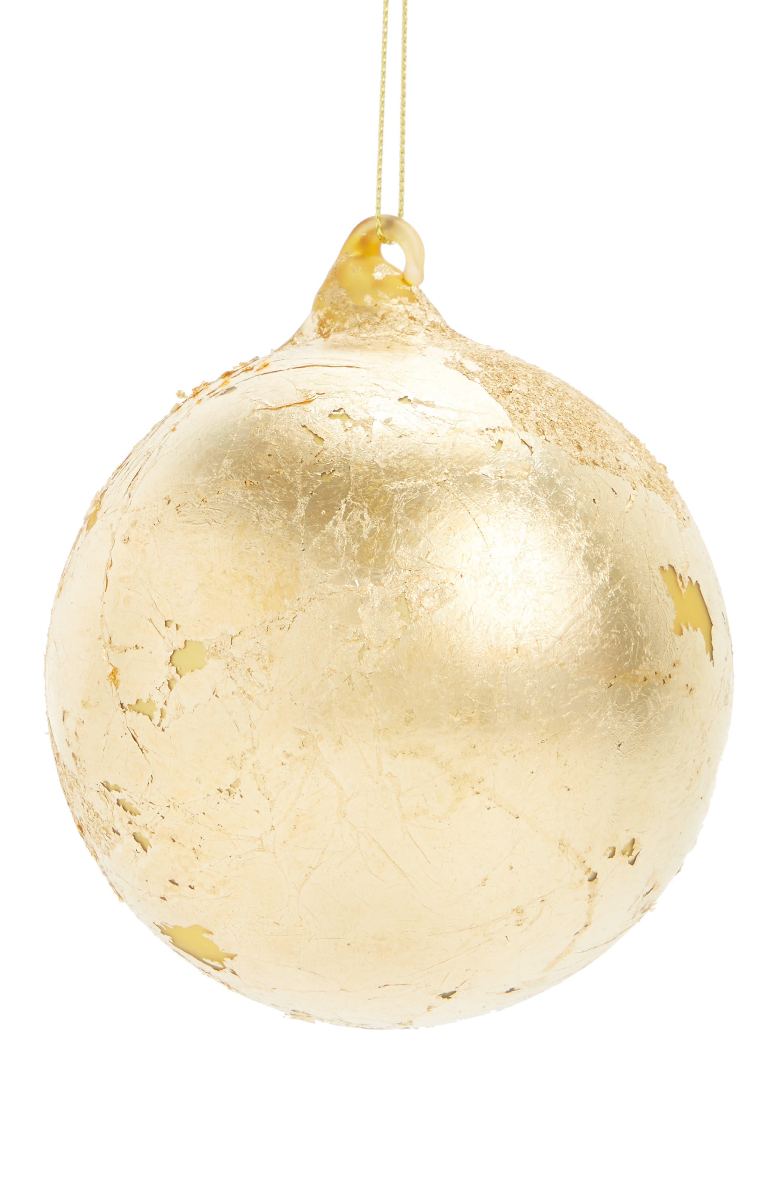 Vintaged Ball Ornament,                             Main thumbnail 1, color,                             710