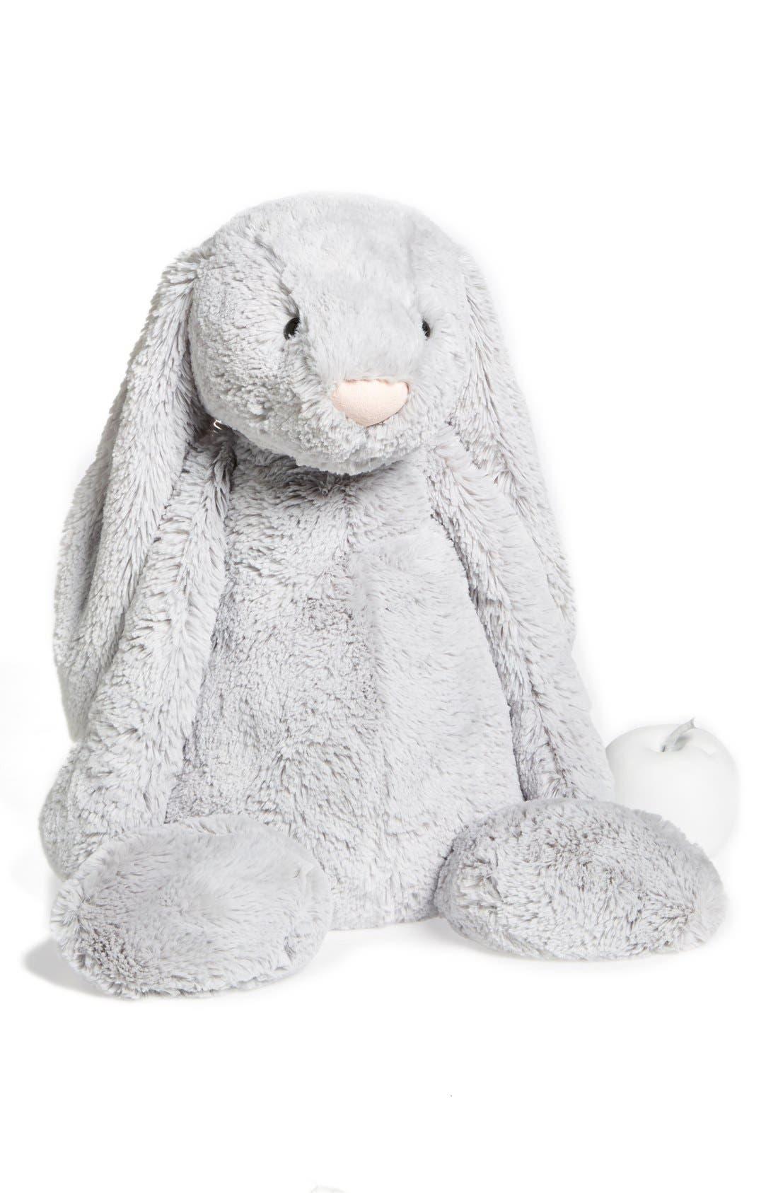 Bunny Stuffed Animal,                             Main thumbnail 1, color,                             020