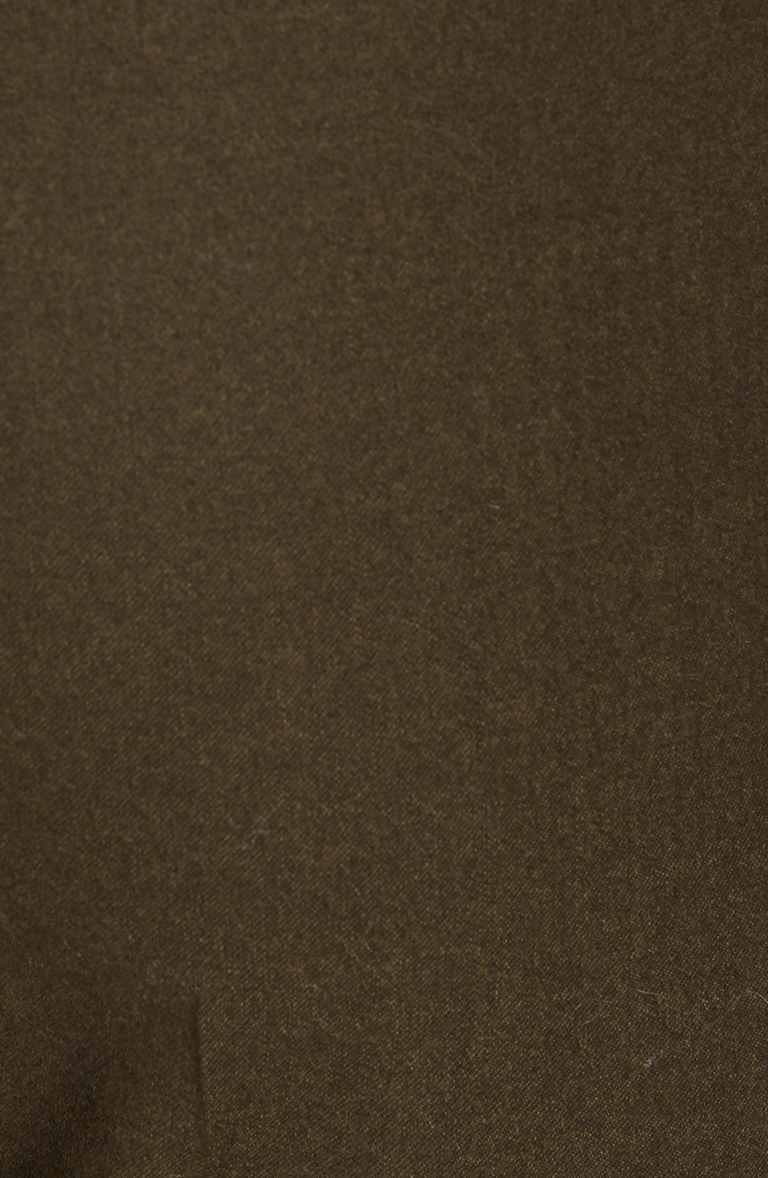 Side Stripe Stretch Flannel Pants,                             Alternate thumbnail 5, color,                             301