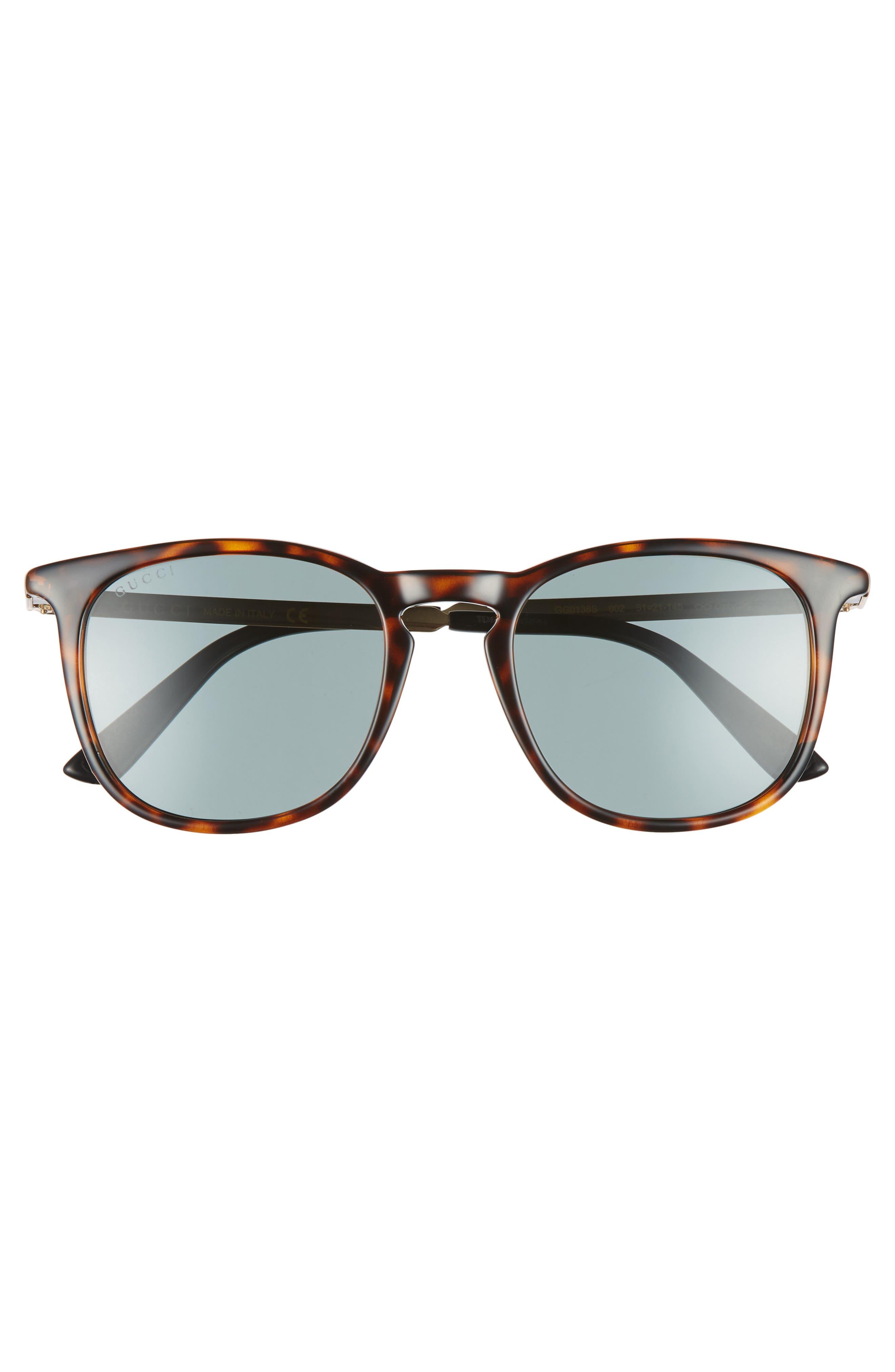 Optyl 51mm Sunglasses,                             Alternate thumbnail 4, color,