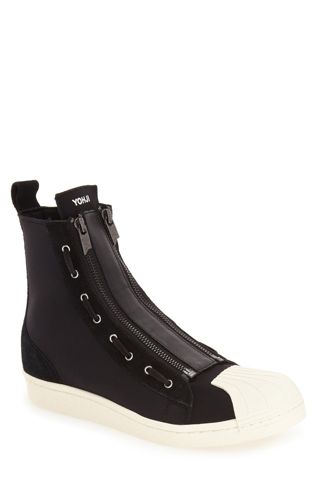 'Pro' High Top Sneaker,                         Main,                         color, 002