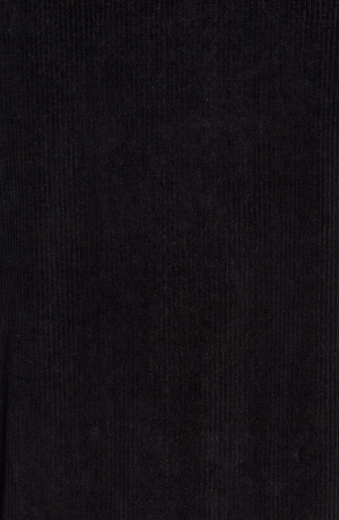 'Best' Stretch Corduroy Shirt Jacket,                             Alternate thumbnail 2, color,                             001