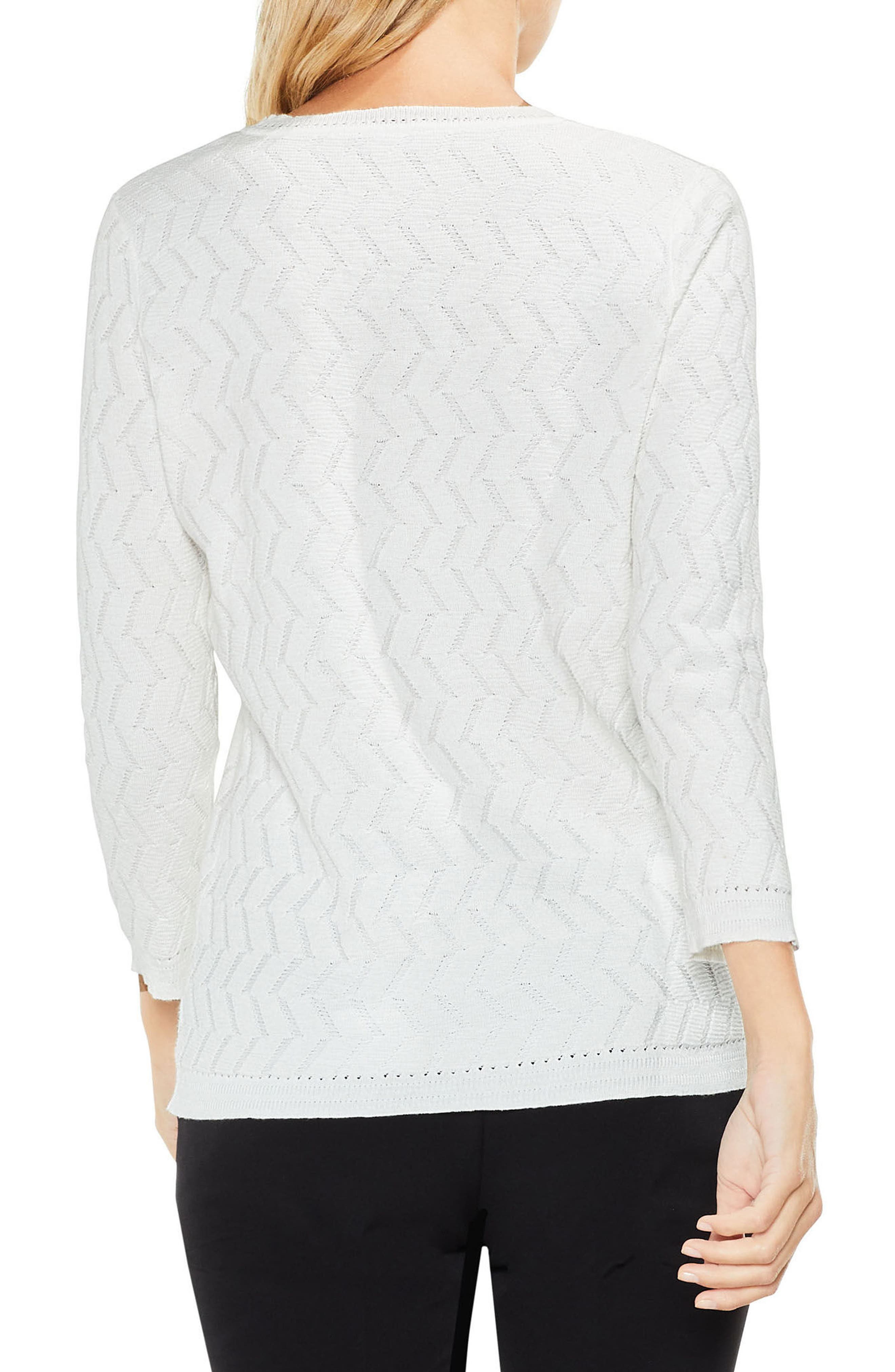 Textured Stitch Sweater,                             Alternate thumbnail 5, color,
