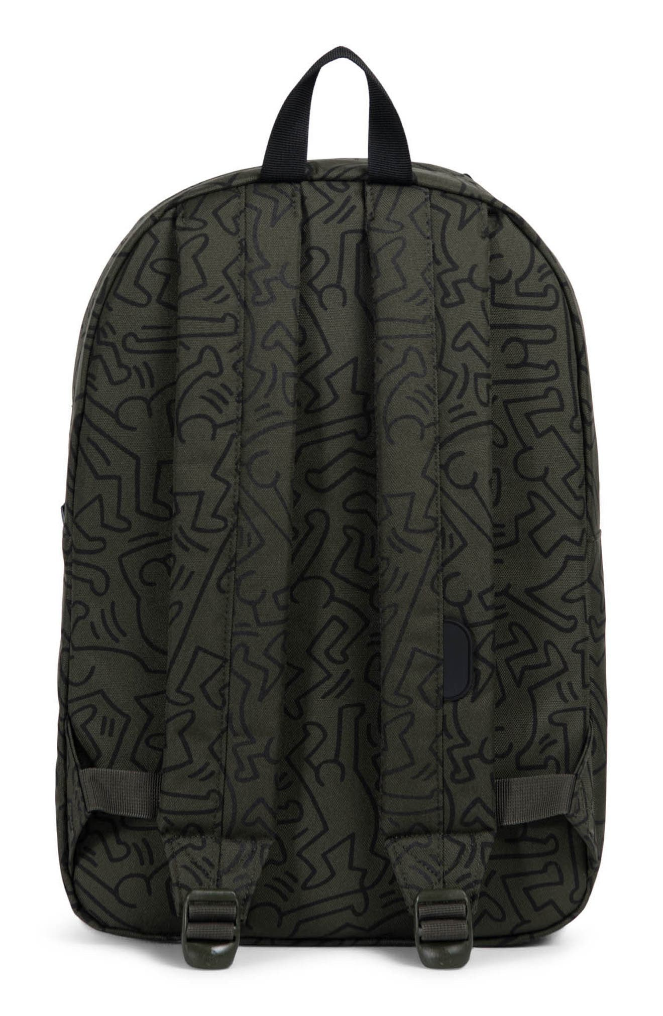 Winlaw x Keith Haring Backpack,                             Alternate thumbnail 7, color,