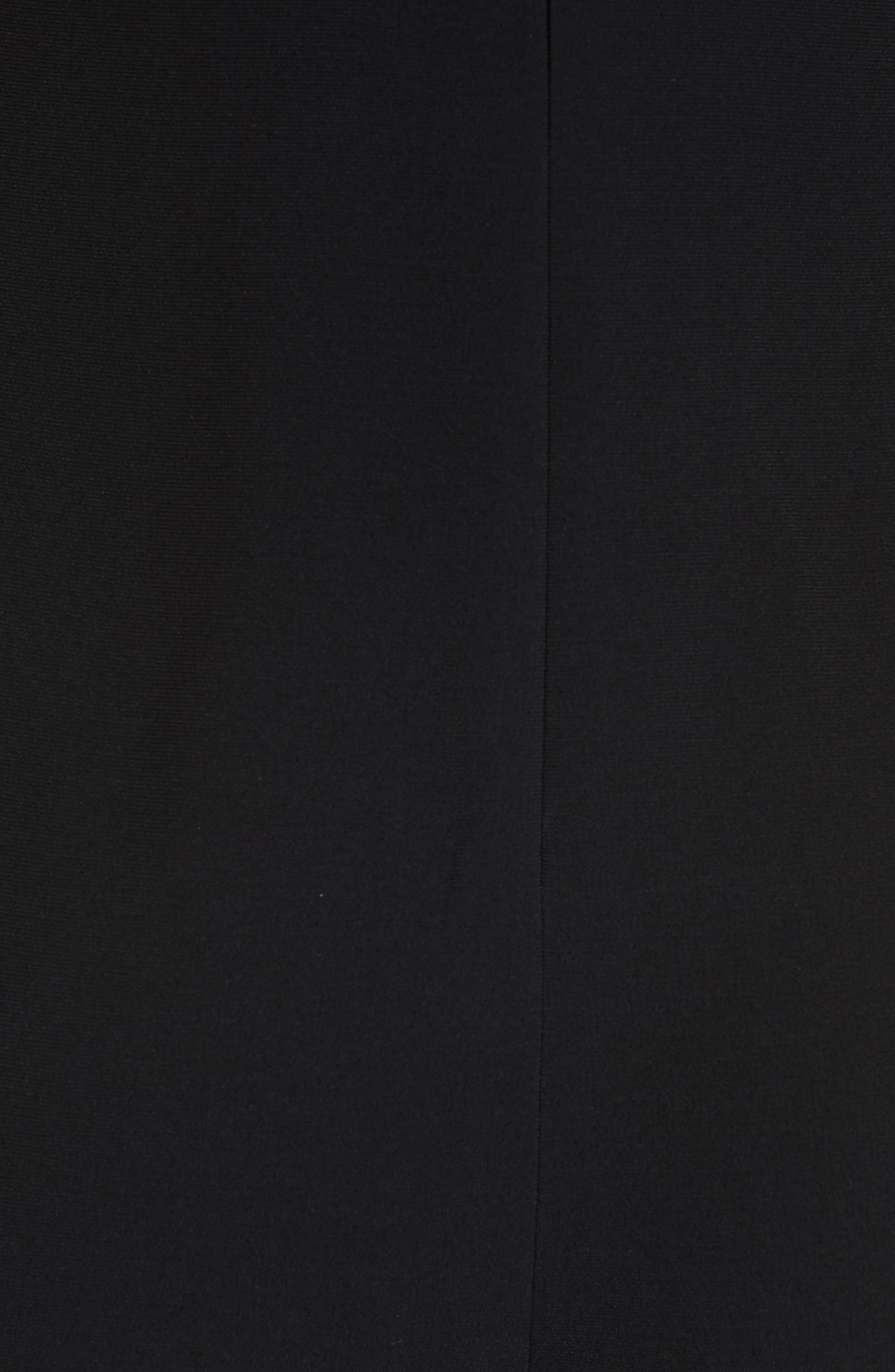 Wide Leg Jumpsuit,                             Alternate thumbnail 5, color,                             001